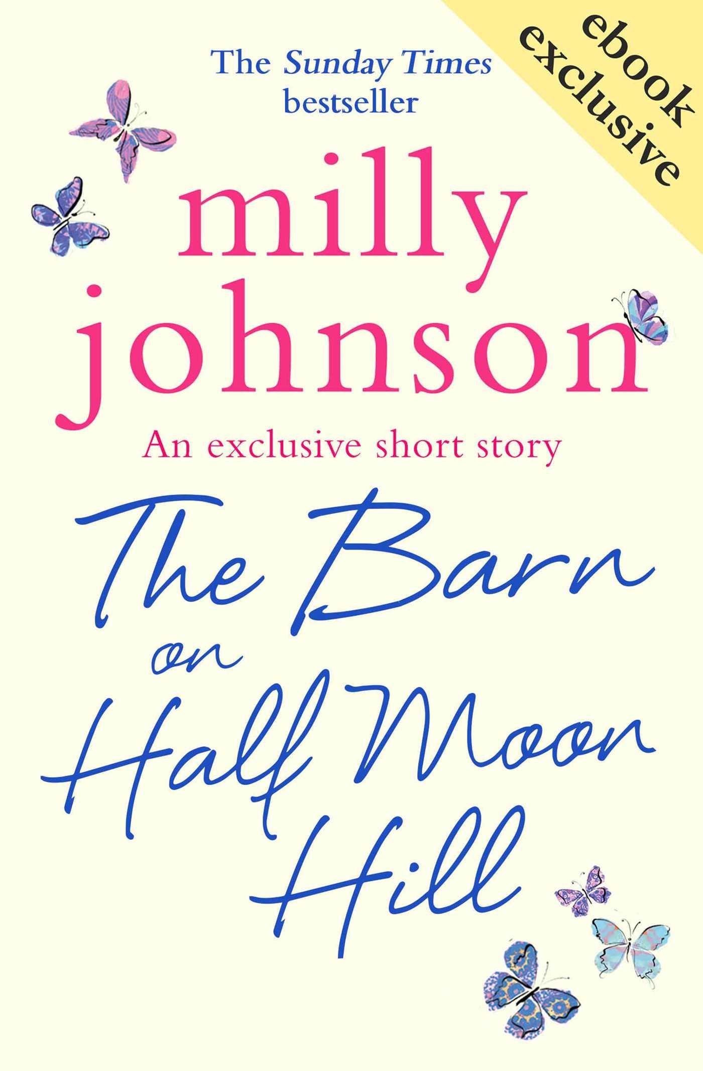 The barn on half moon hill 9781471158711 hr