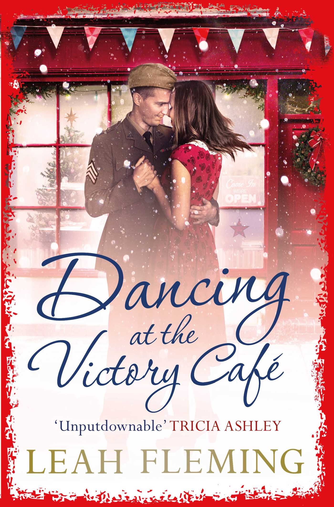 Dancing at the victory cafe 9781471159121 hr