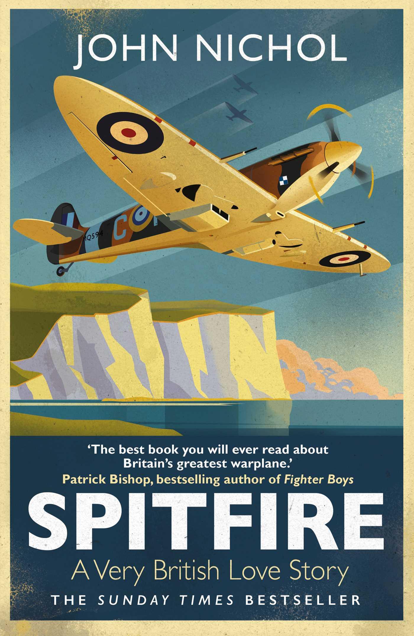 Spitfire 9781471159206 hr