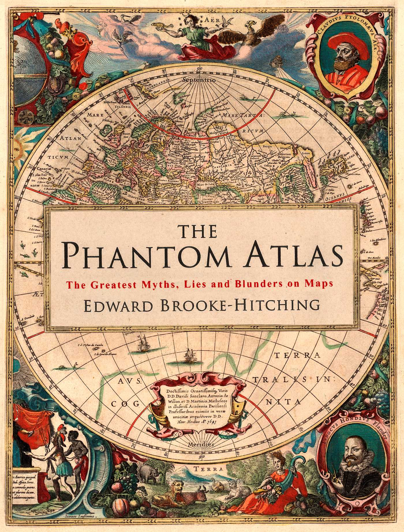 The phantom atlas 9781471159459 hr