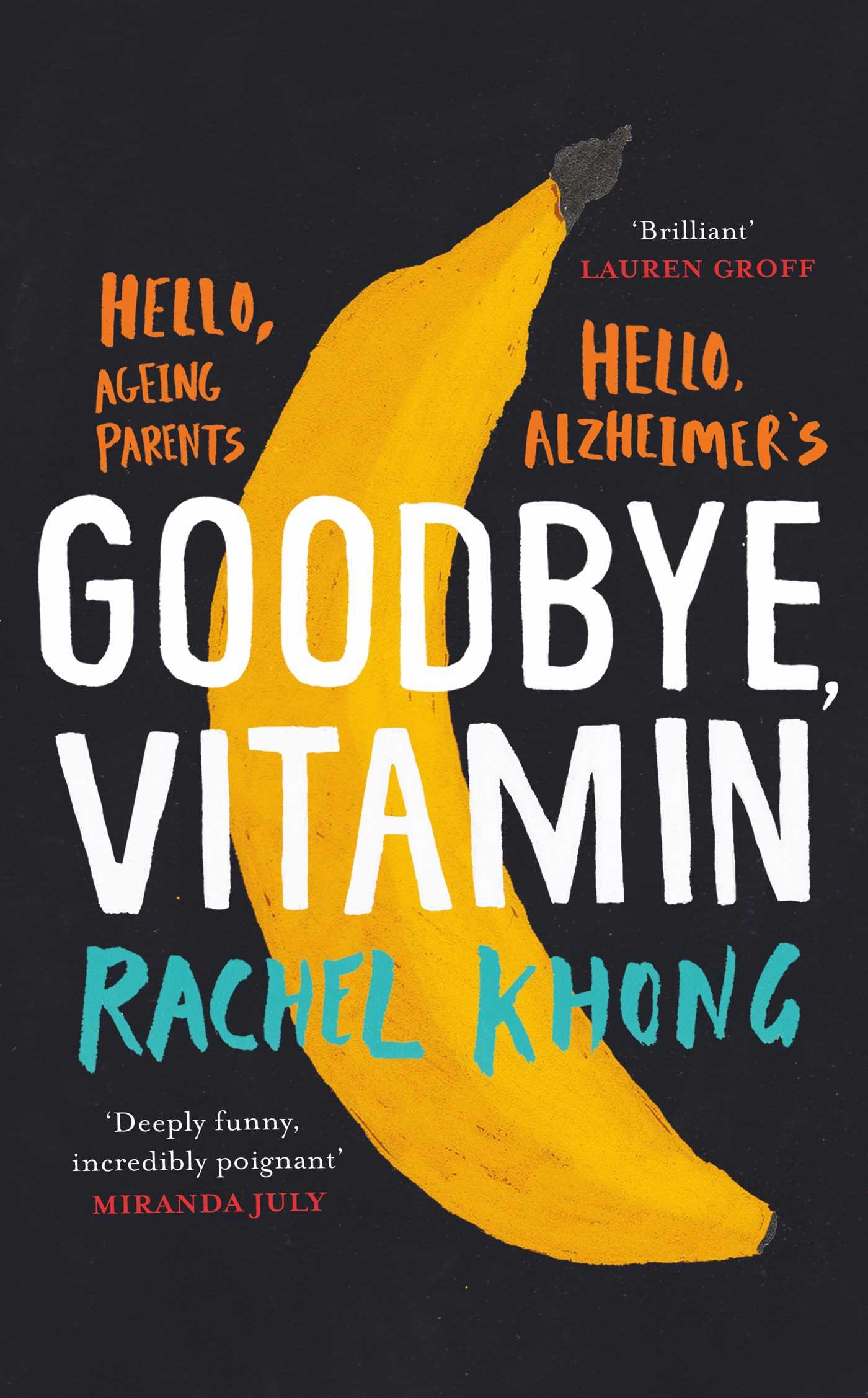 Goodbye vitamin 9781471159480 hr