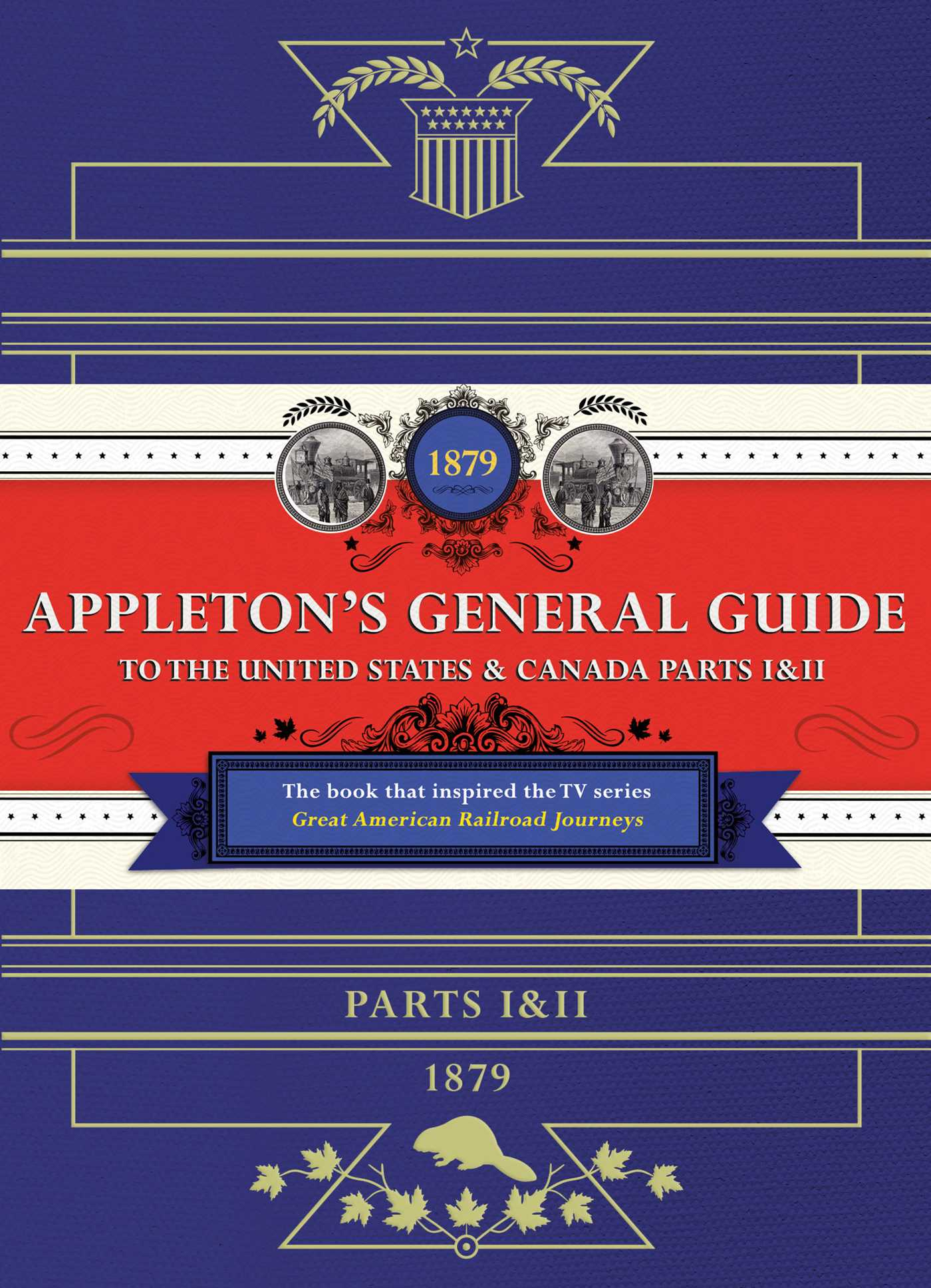 Appletons railway guide to the usa and canada 9781471159947 hr