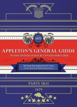 Appleton's Railway Guide to the USA and Canada | Book by D