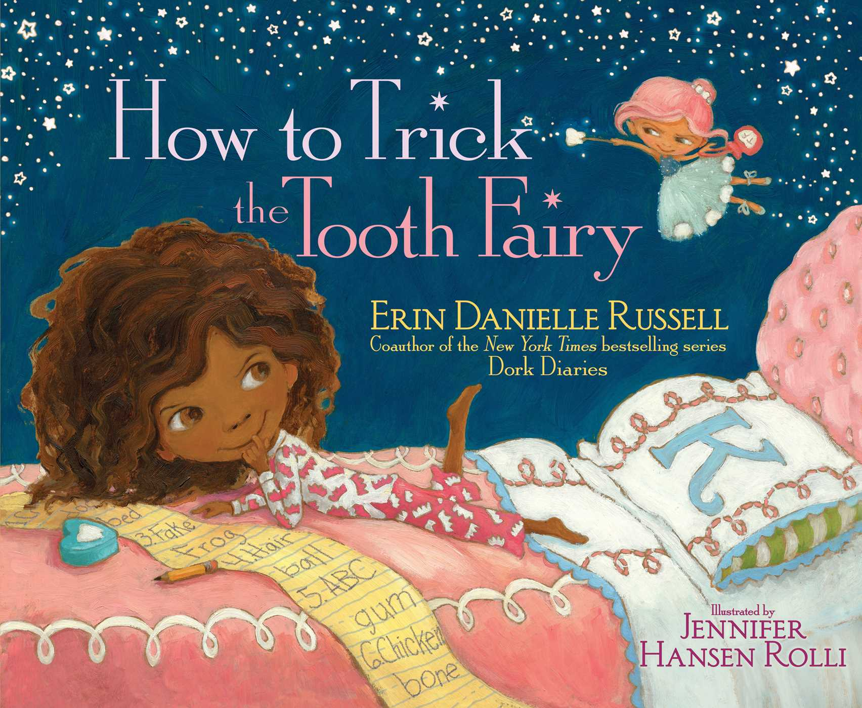 How to trick the tooth fairy 9781471160271 hr