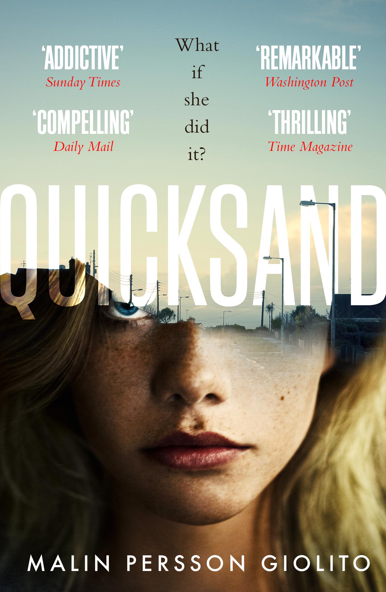 Quicksand 9781471160356 hr
