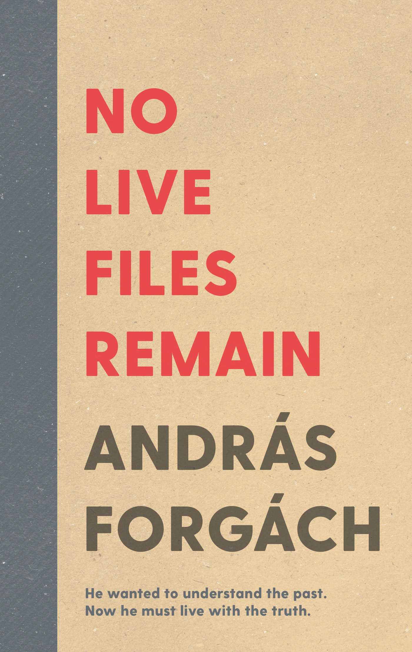 No live files remain 9781471160608 hr
