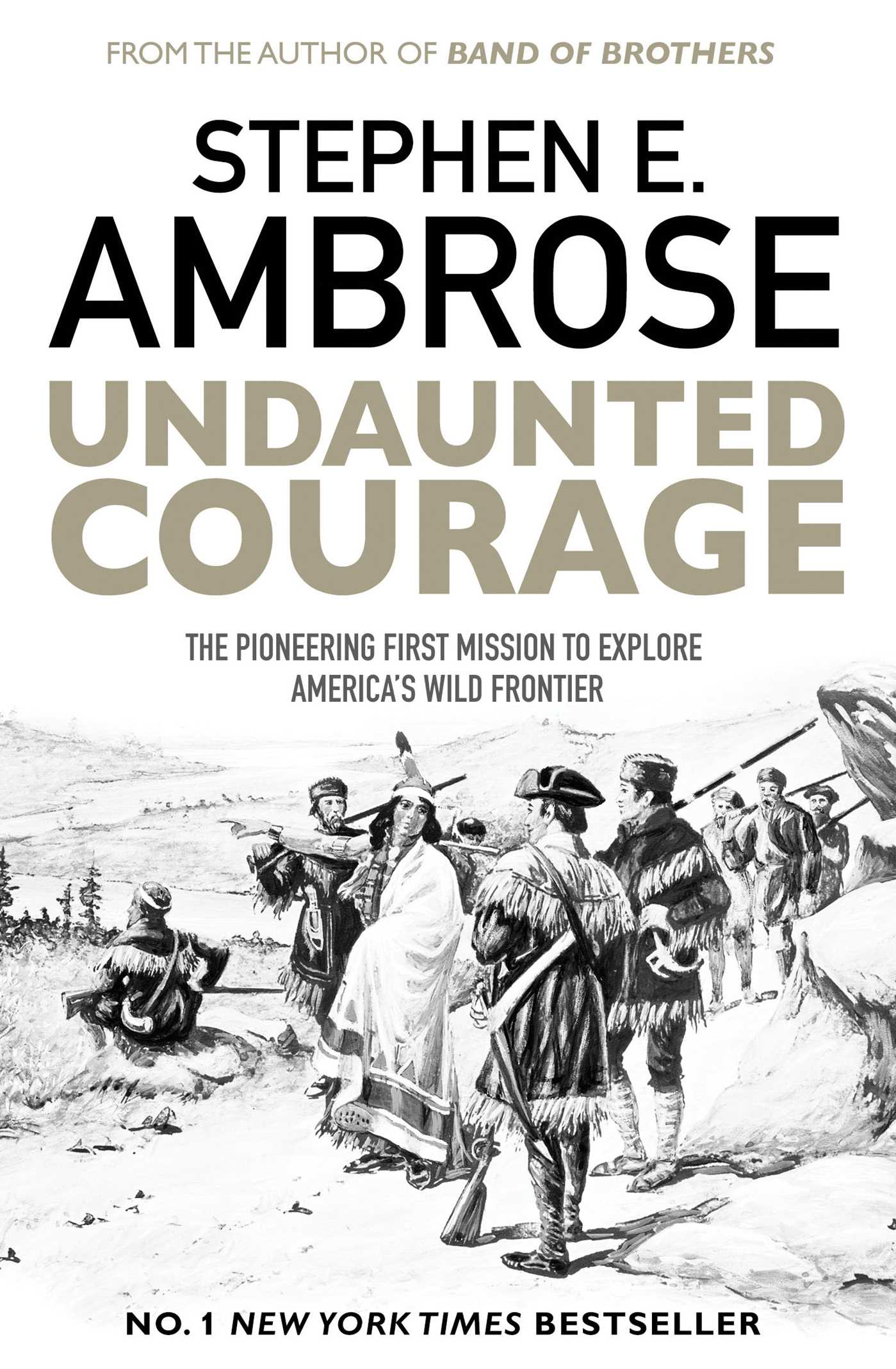 Book Cover Image (jpg): Undaunted Courage