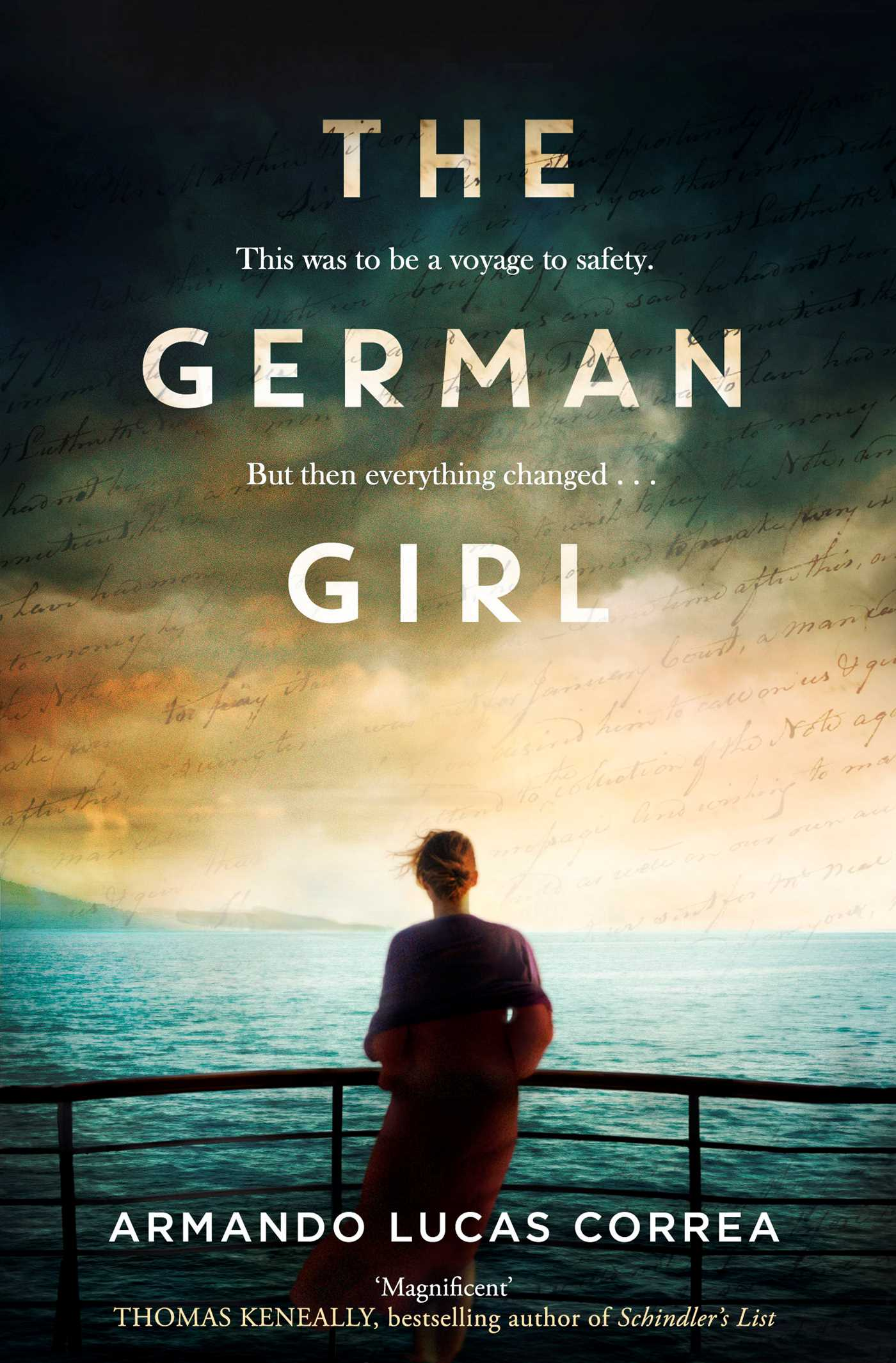 The german girl 9781471161599 hr