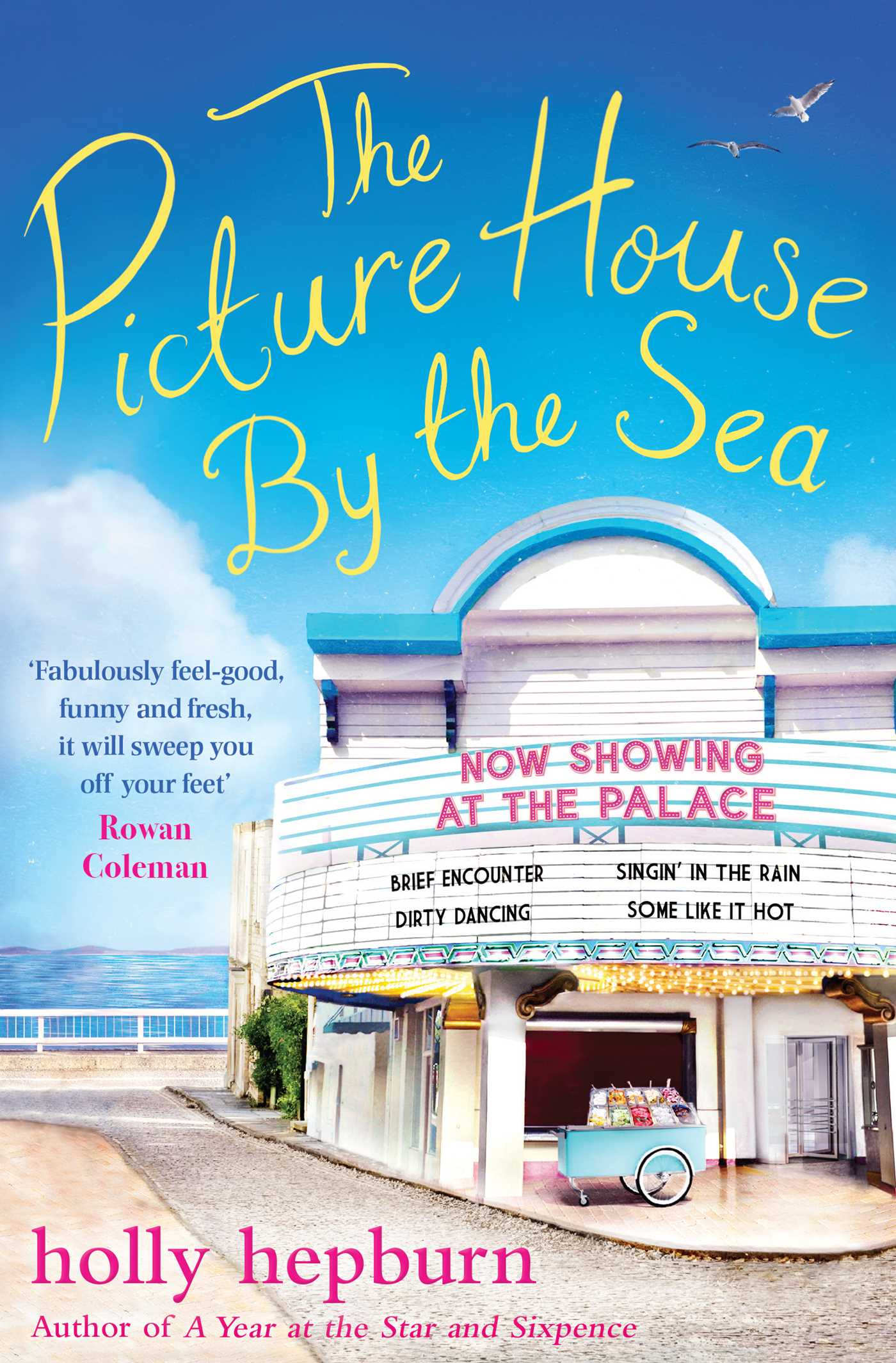 The picture house by the sea 9781471161711 hr
