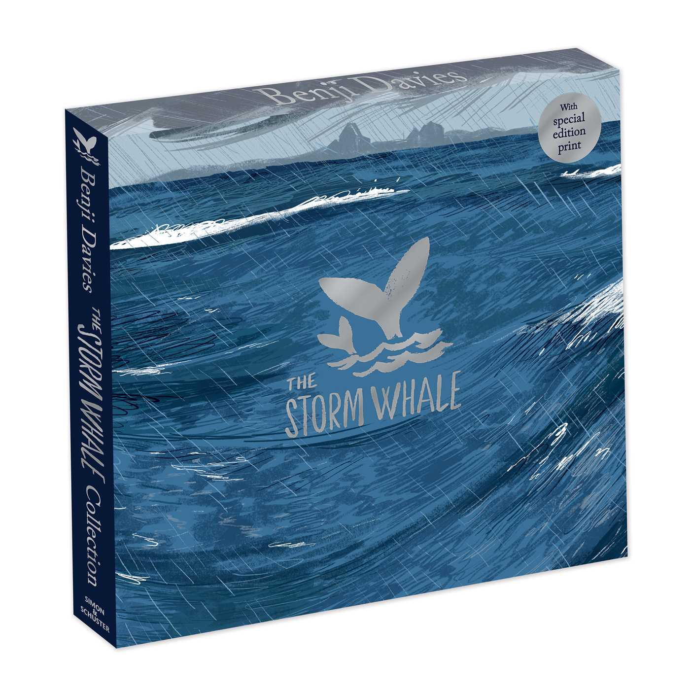 The storm whale slipcase 9781471161728 hr