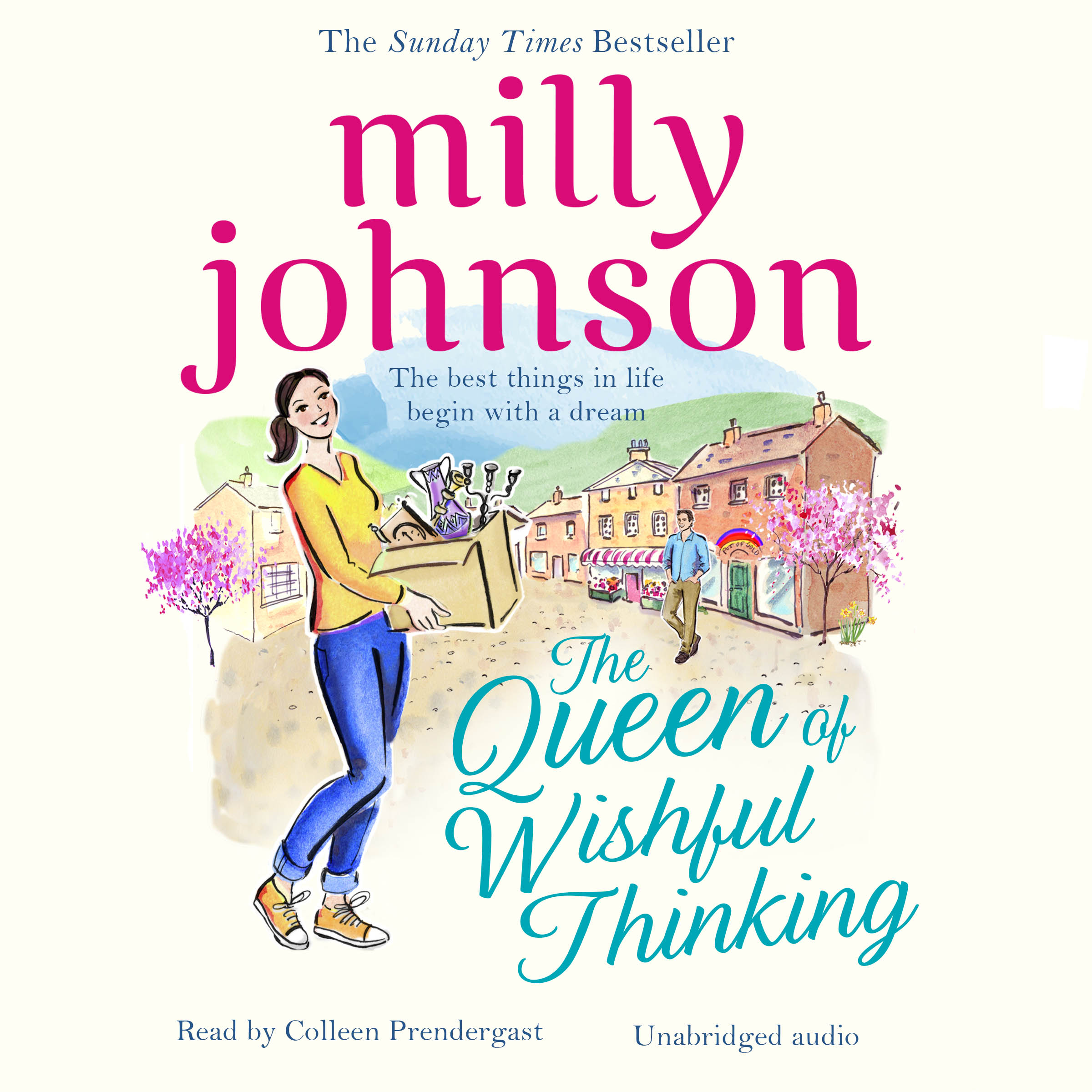 The queen of wishful thinking 9781471162435 hr