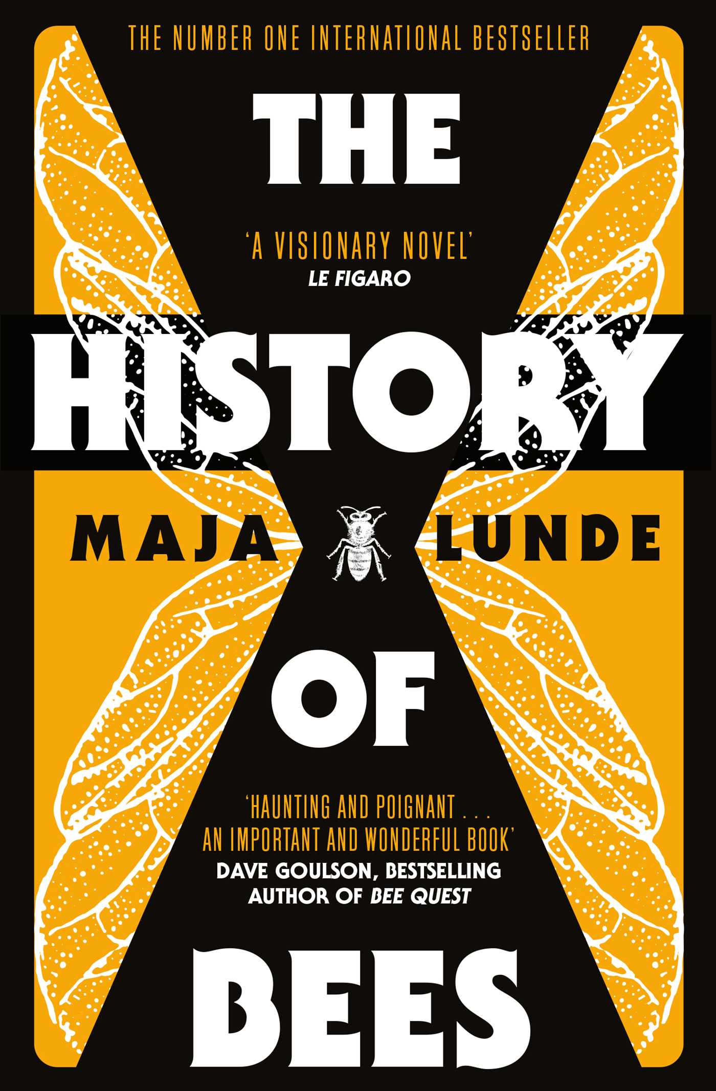 The history of bees 9781471162763 hr