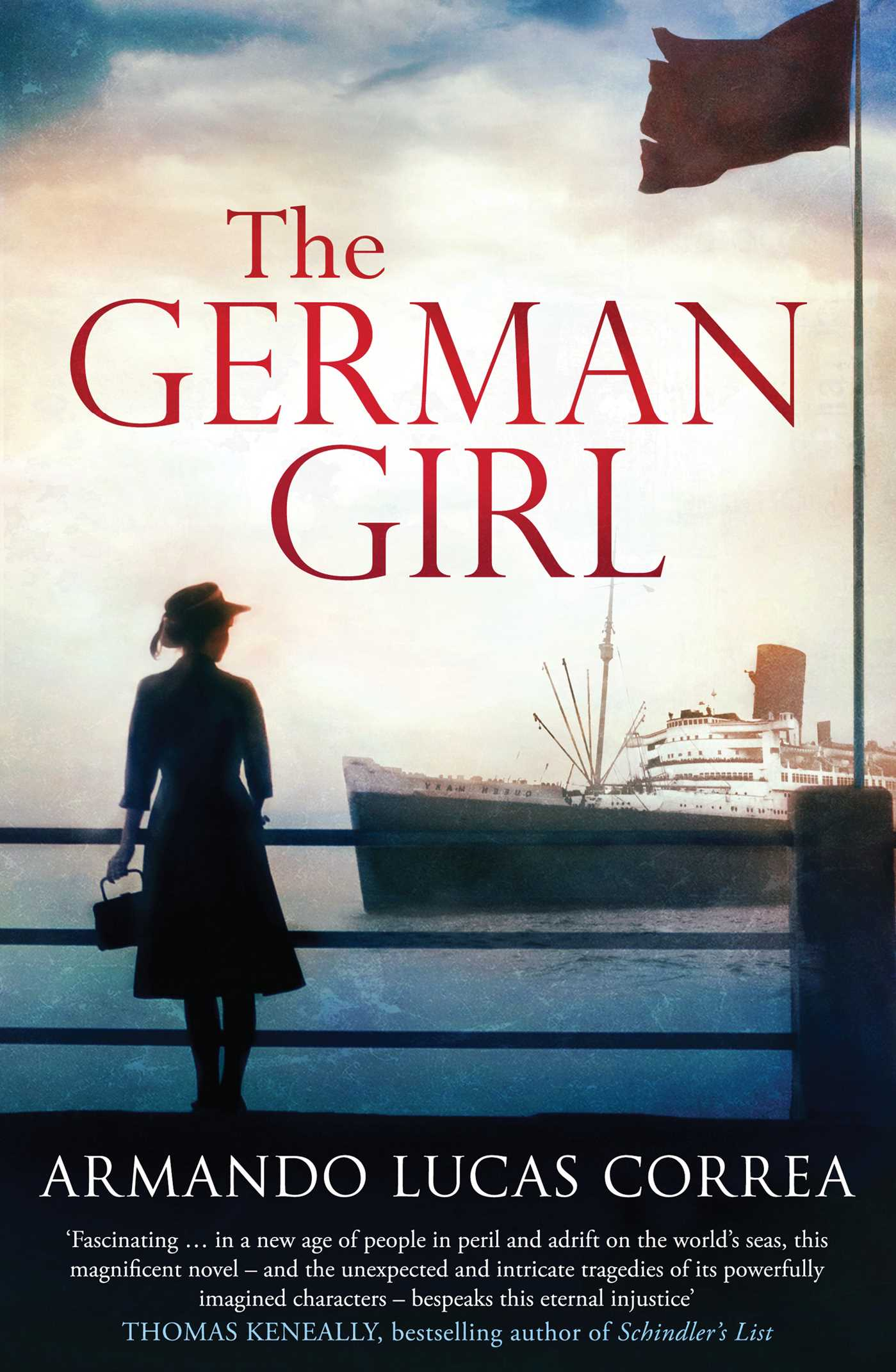 The german girl 9781471162947 hr