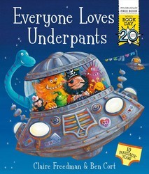 Everyone Loves Underpants