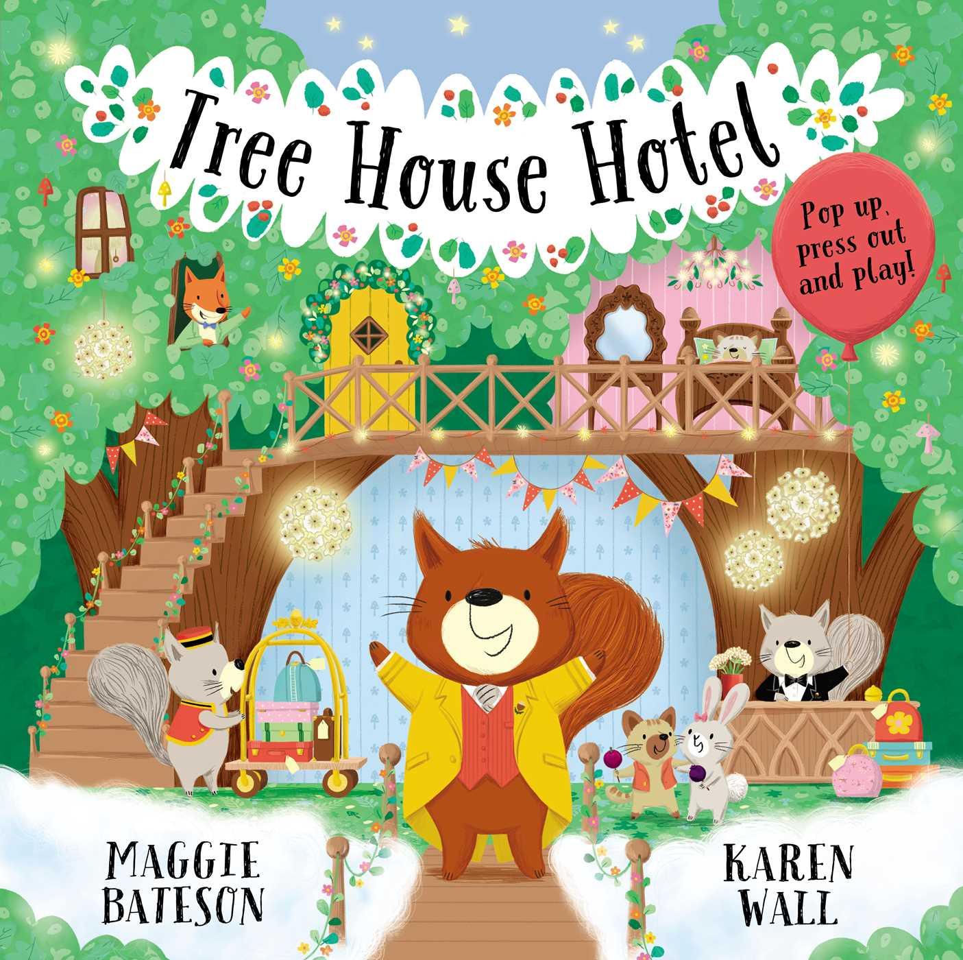 Tree house hotel 9781471163715 hr