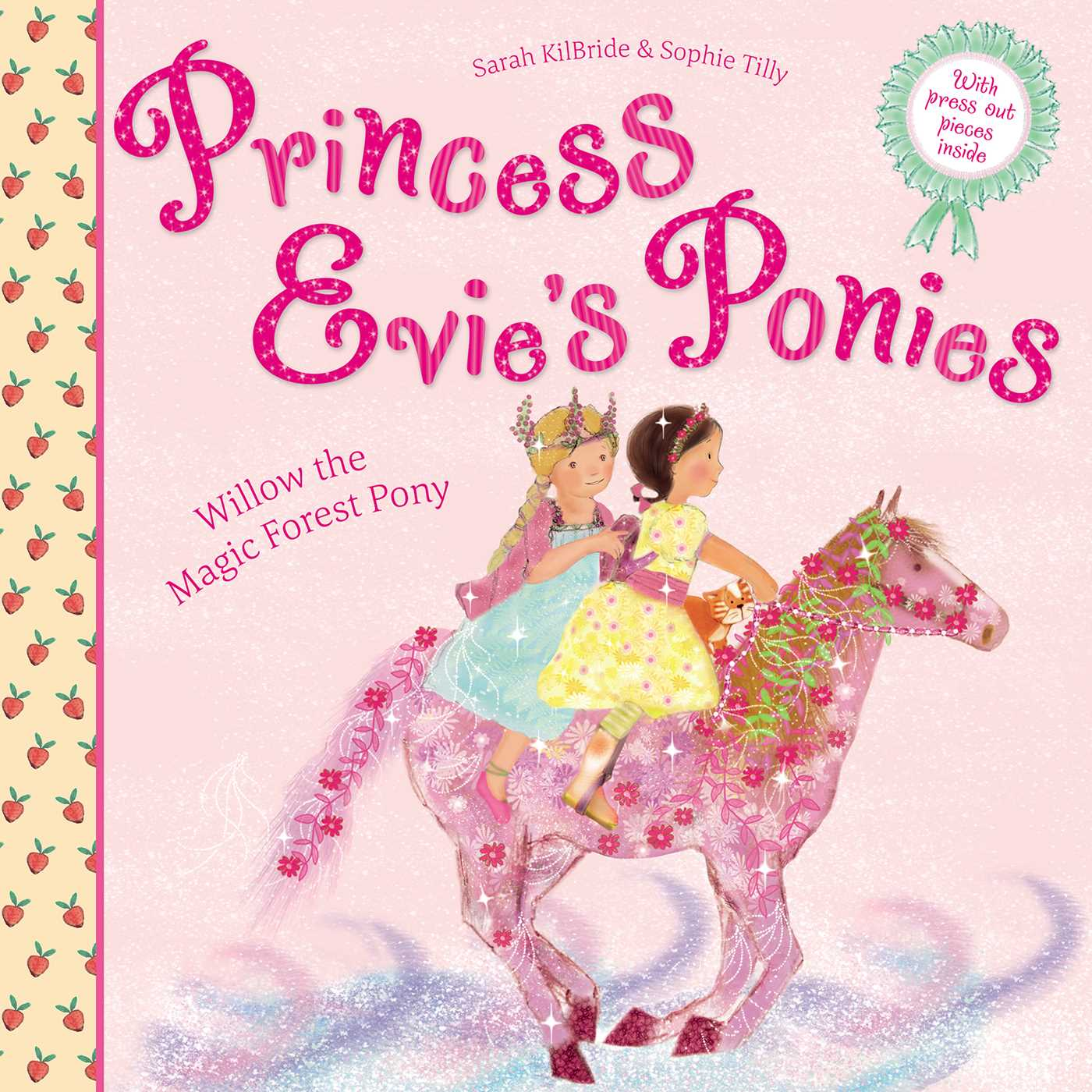 Princess evies ponies willow the magic forest pony 9781471163753 hr