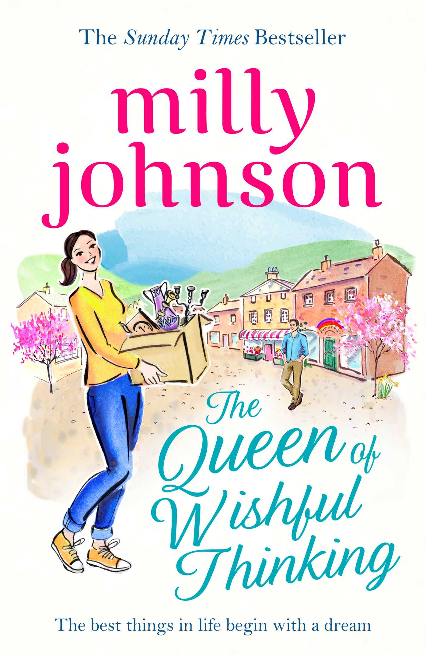 The queen of wishful thinking 9781471163791 hr