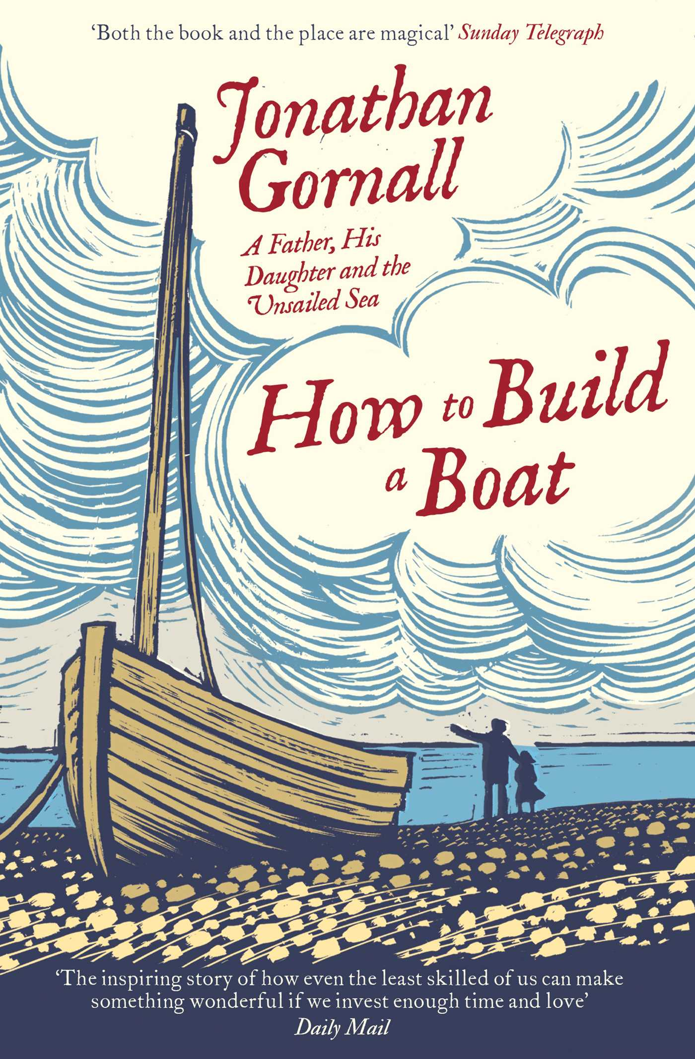 How to build a boat 9781471164804 hr