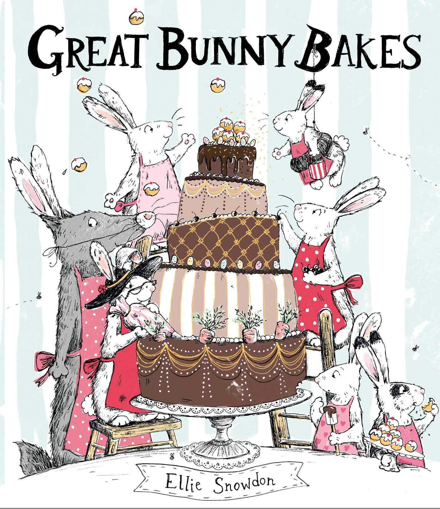 Great bunny bakes 9781471166365 hr