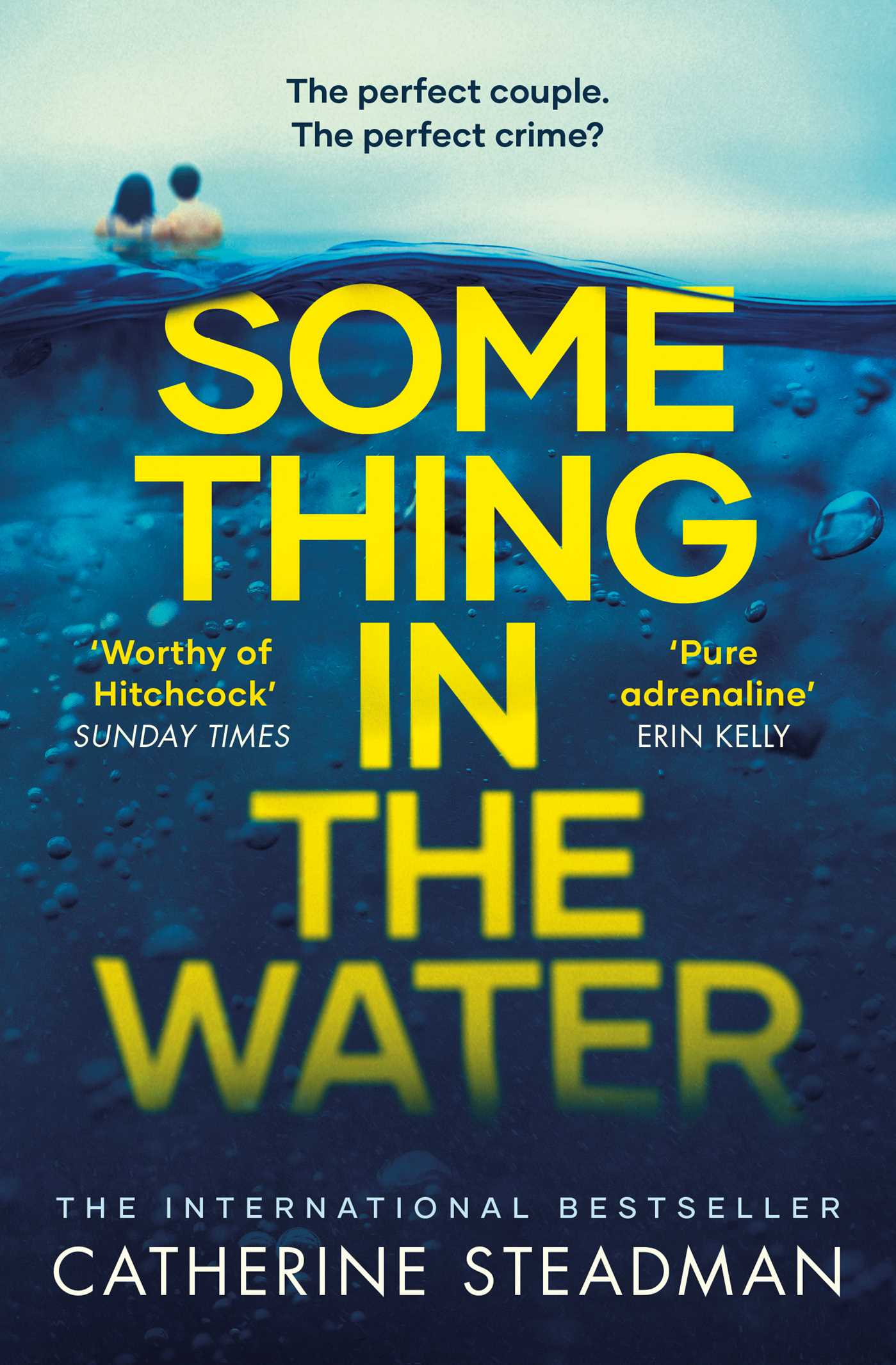 Something in the water 9781471167201 hr