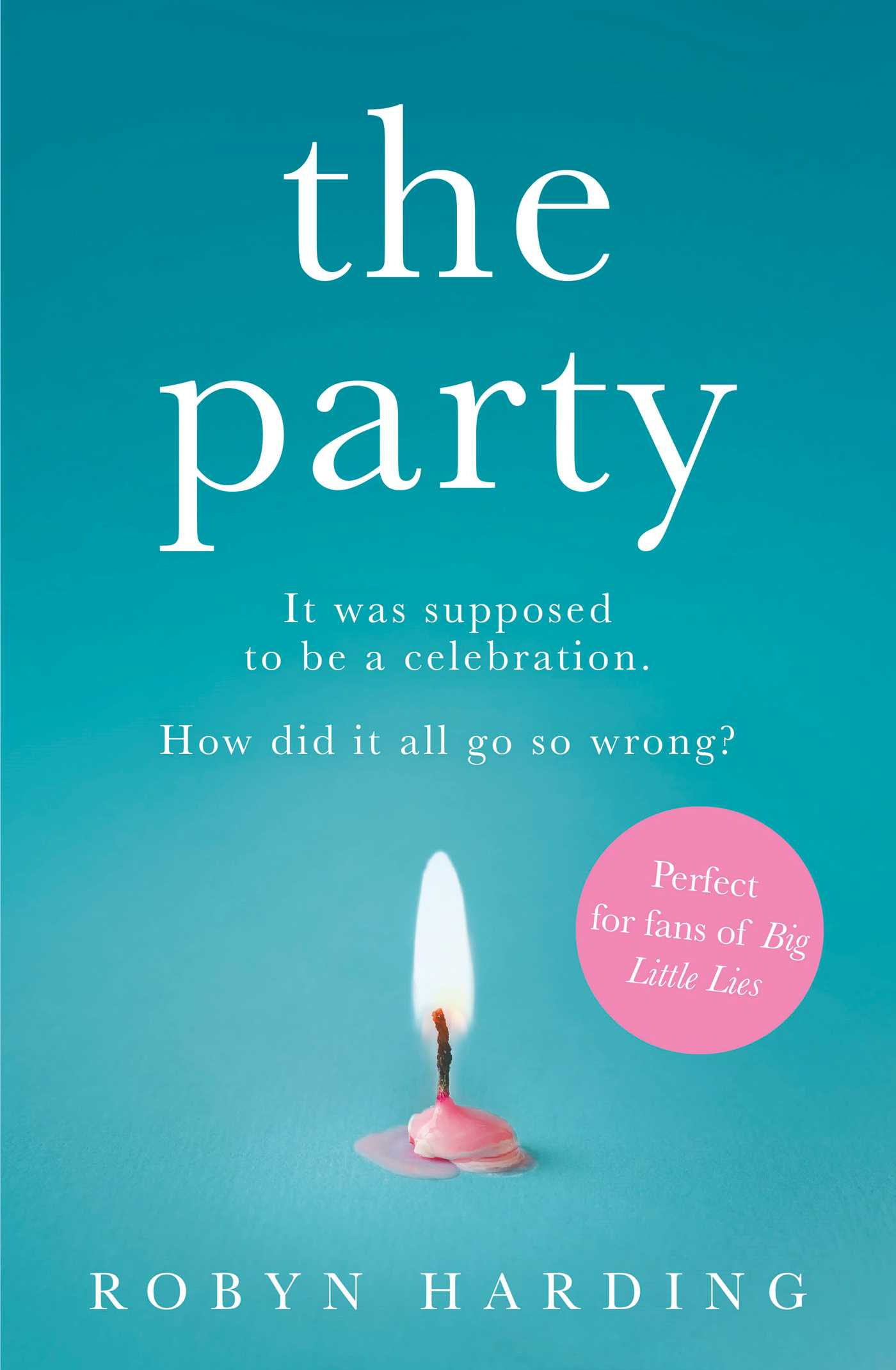 The party 9781471167355 hr