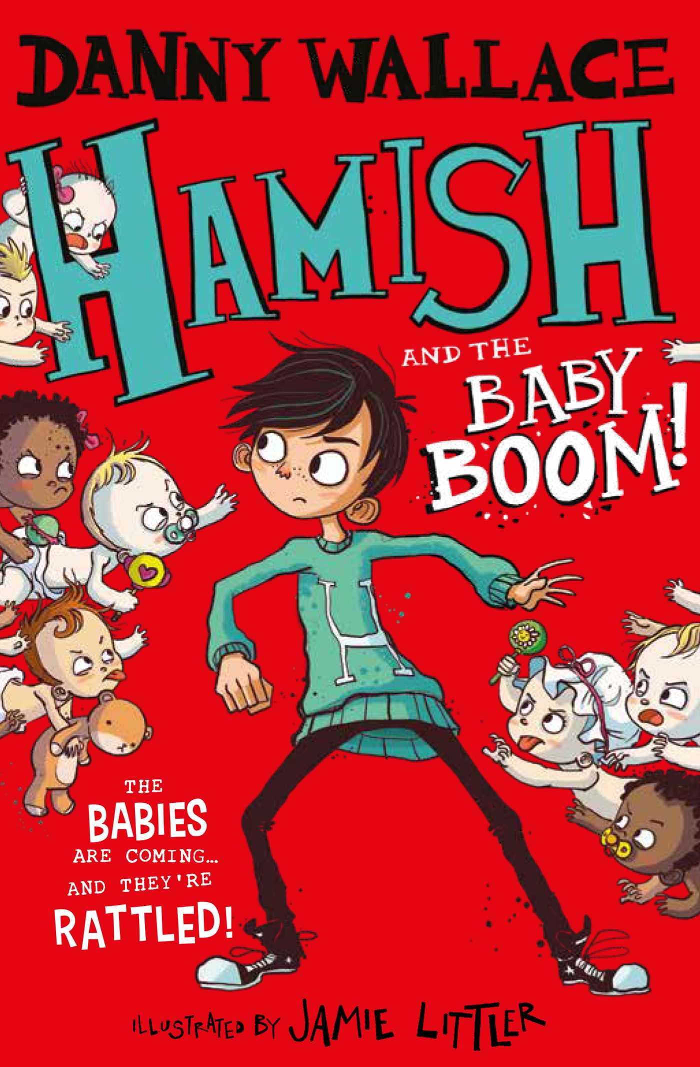 Hamish and the baby boom 9781471167829 hr