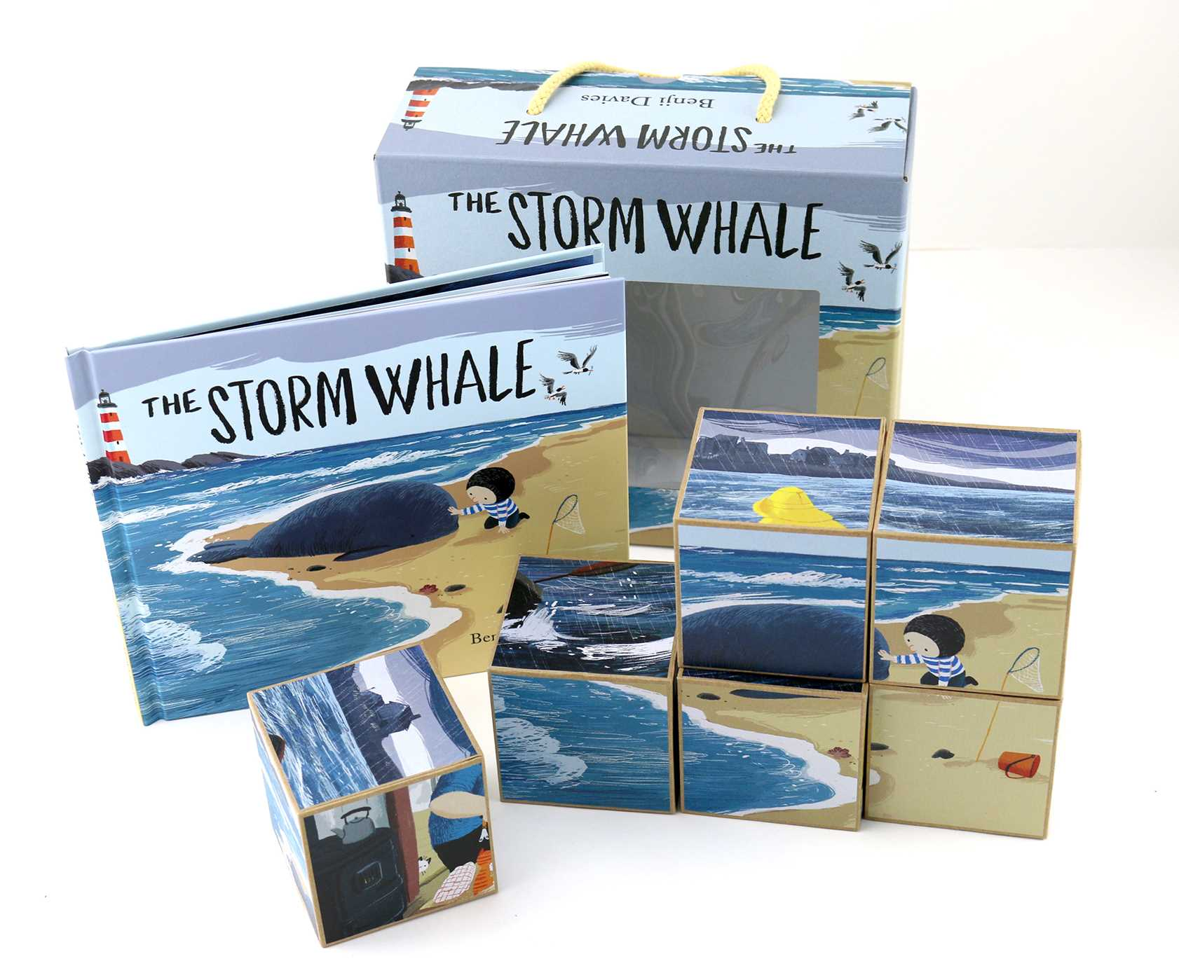 Storm whale book and puzzle 9781471168000 hr