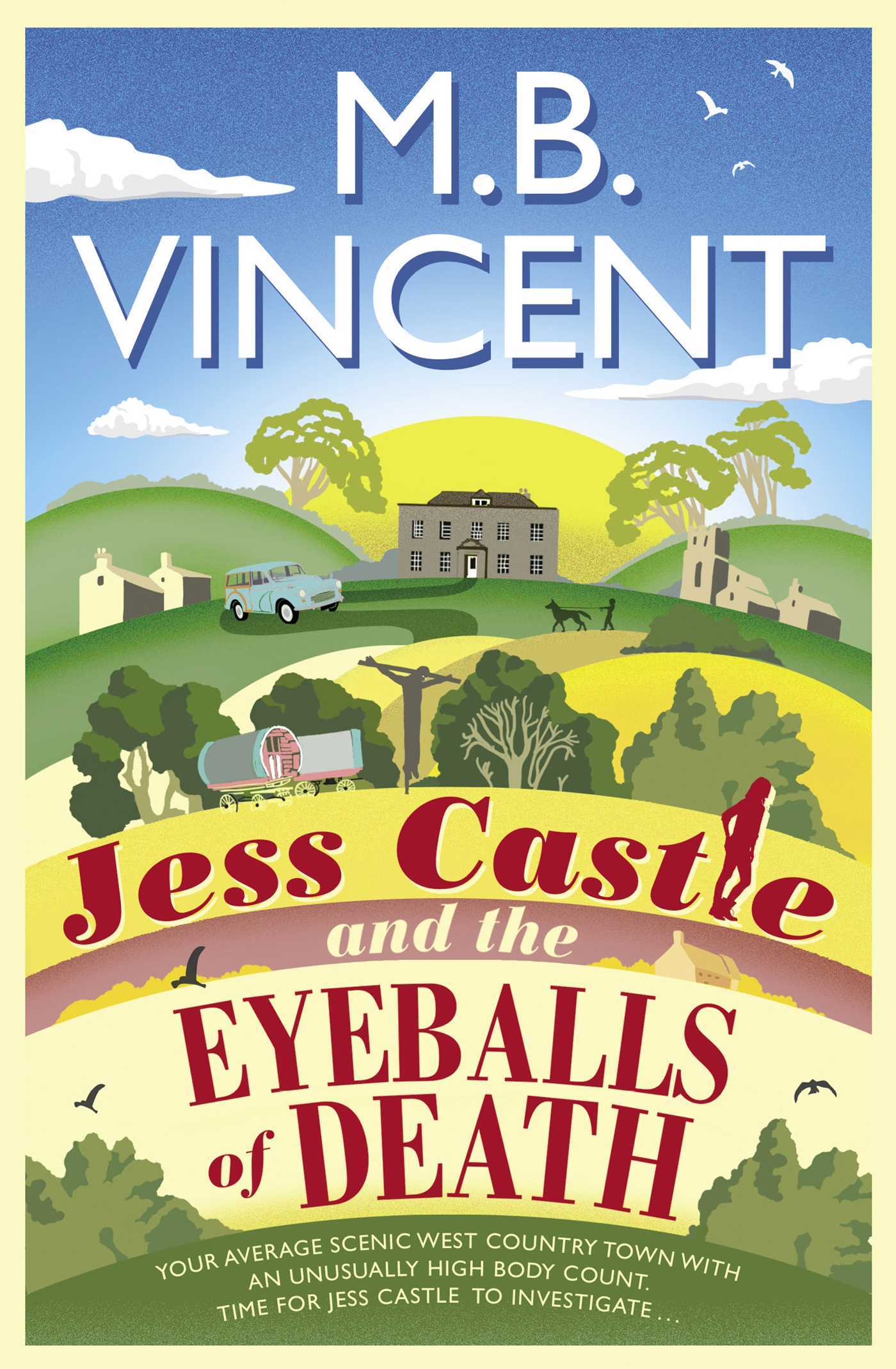 Jess castle and the eyeballs of death 9781471168239 hr