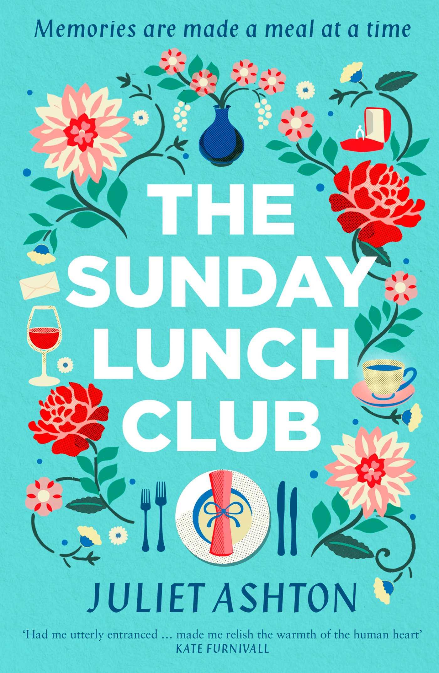 The sunday lunch club 9781471168390 hr