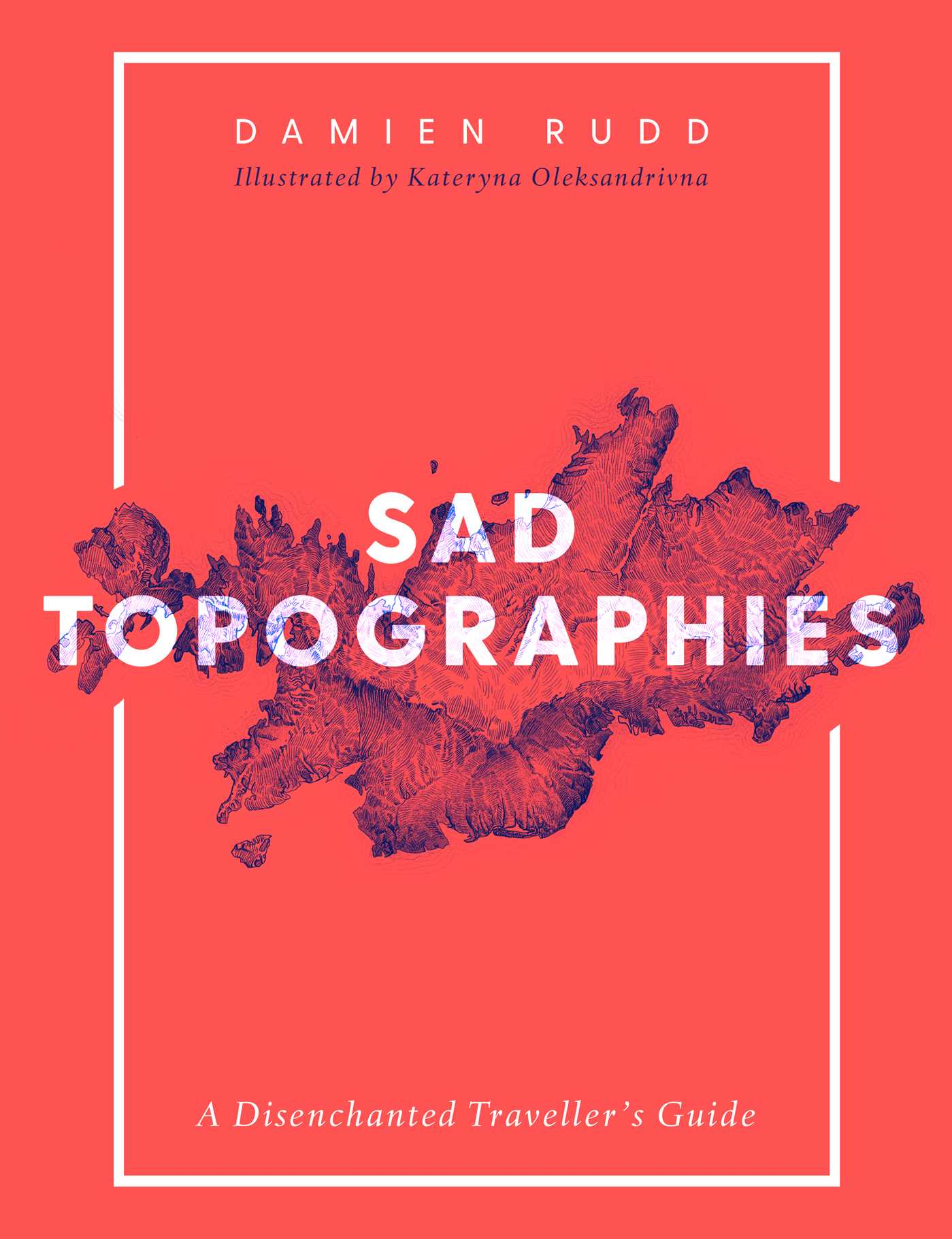 Sad topographies 9781471169304 hr
