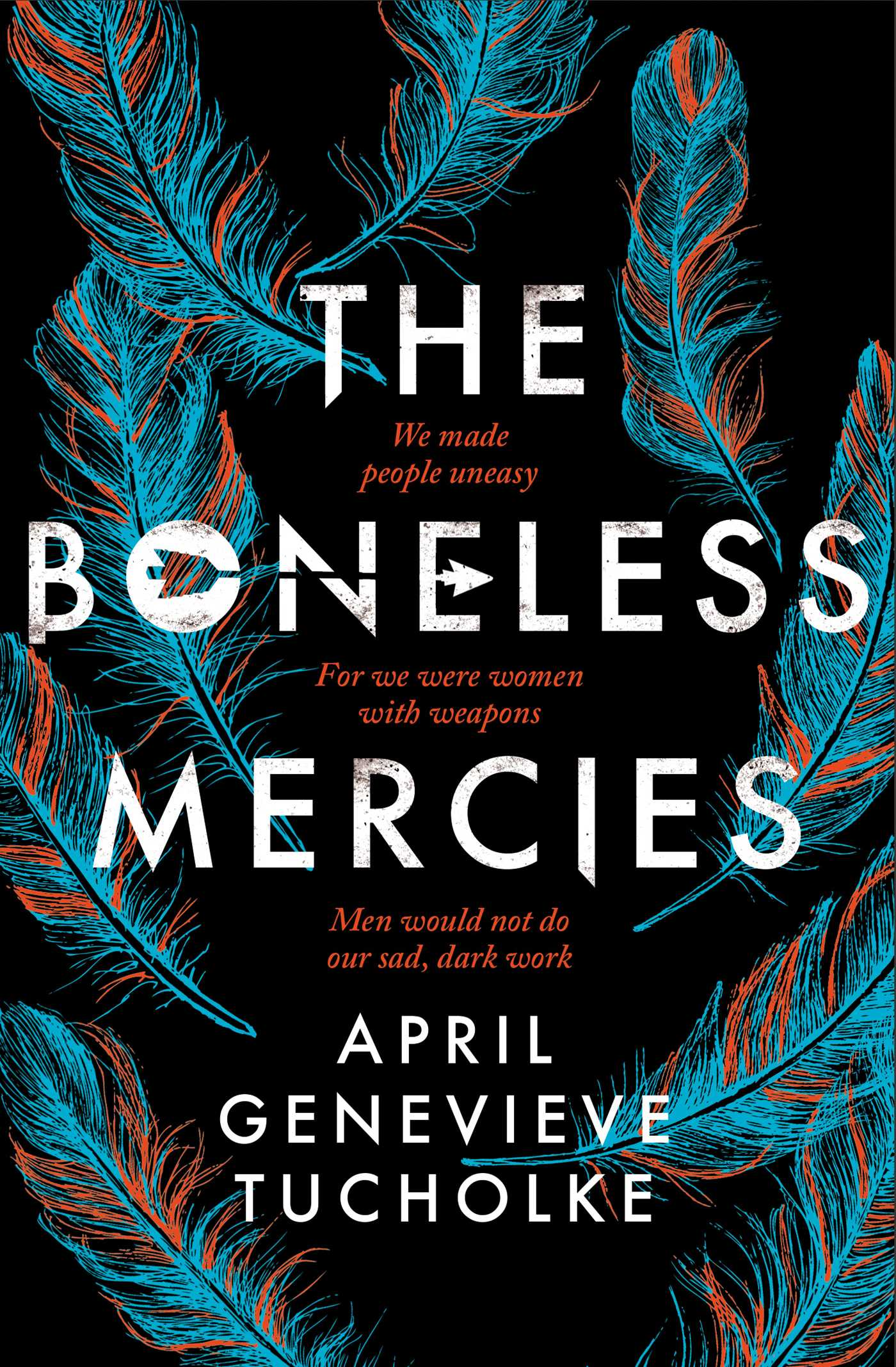 The Boneless Mercies | Book by April Tucholke | Official Publisher ...