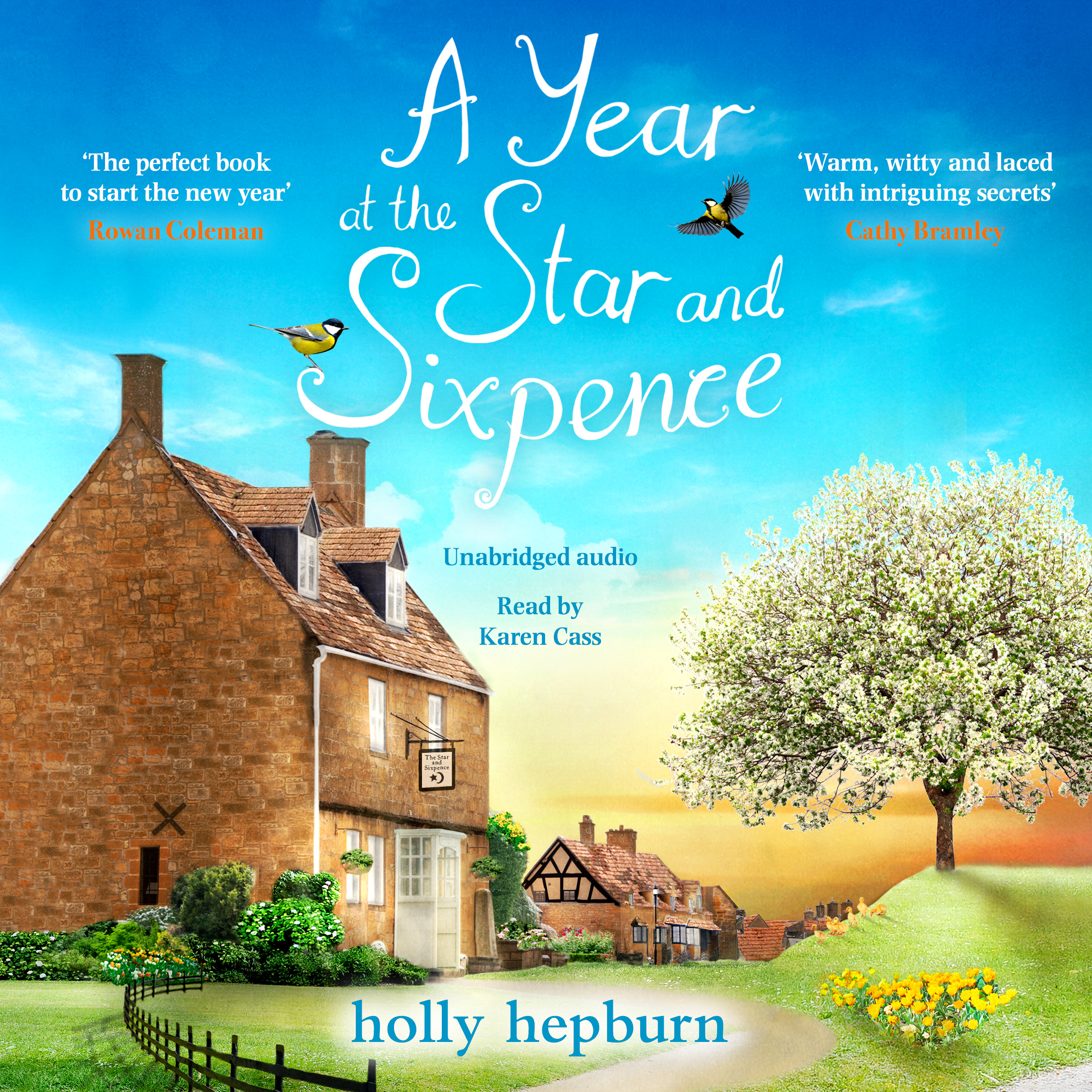 A year at the star and sixpence 9781471170096 hr
