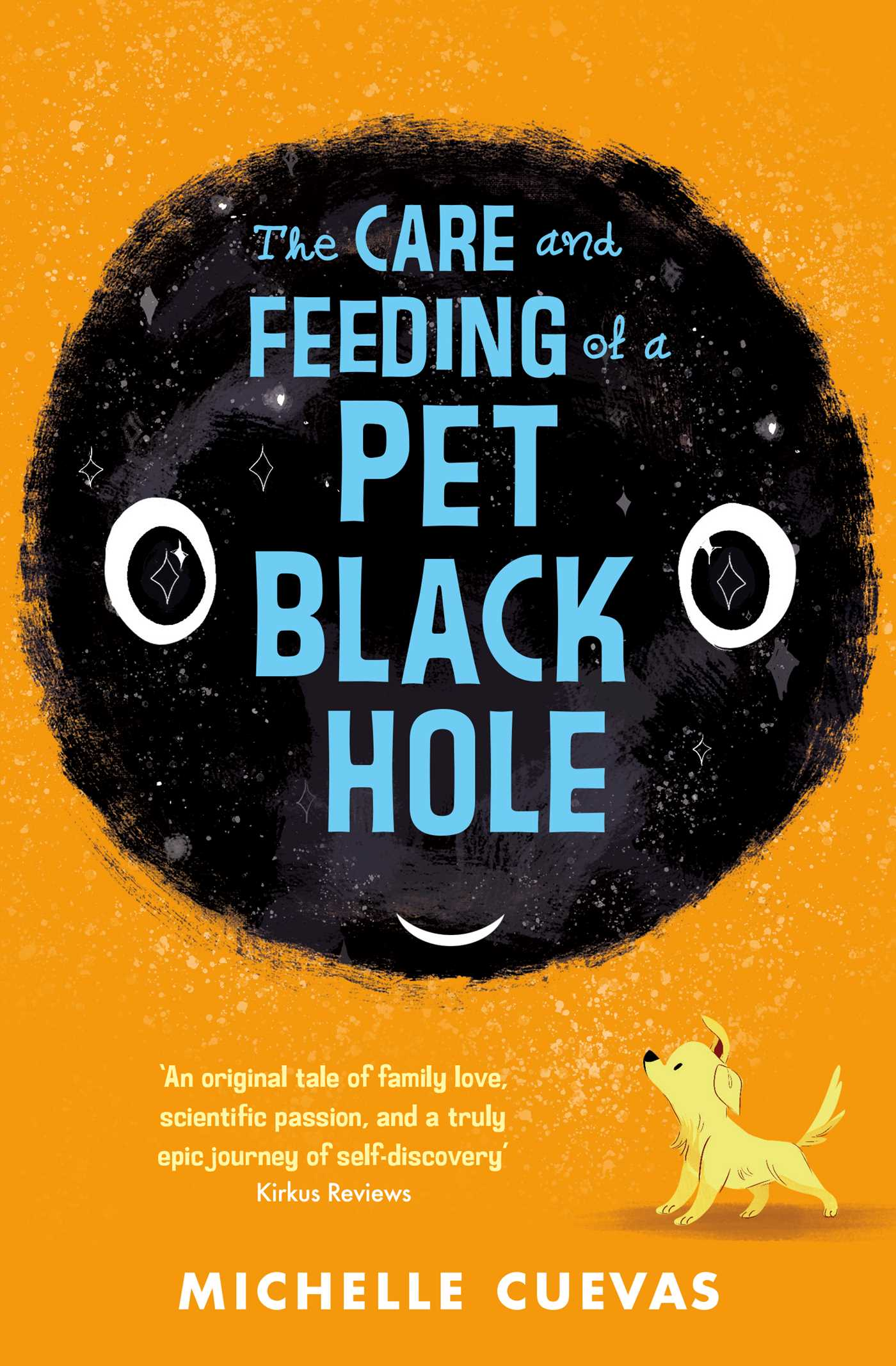 The care and feeding of a pet black hole 9781471170188 hr