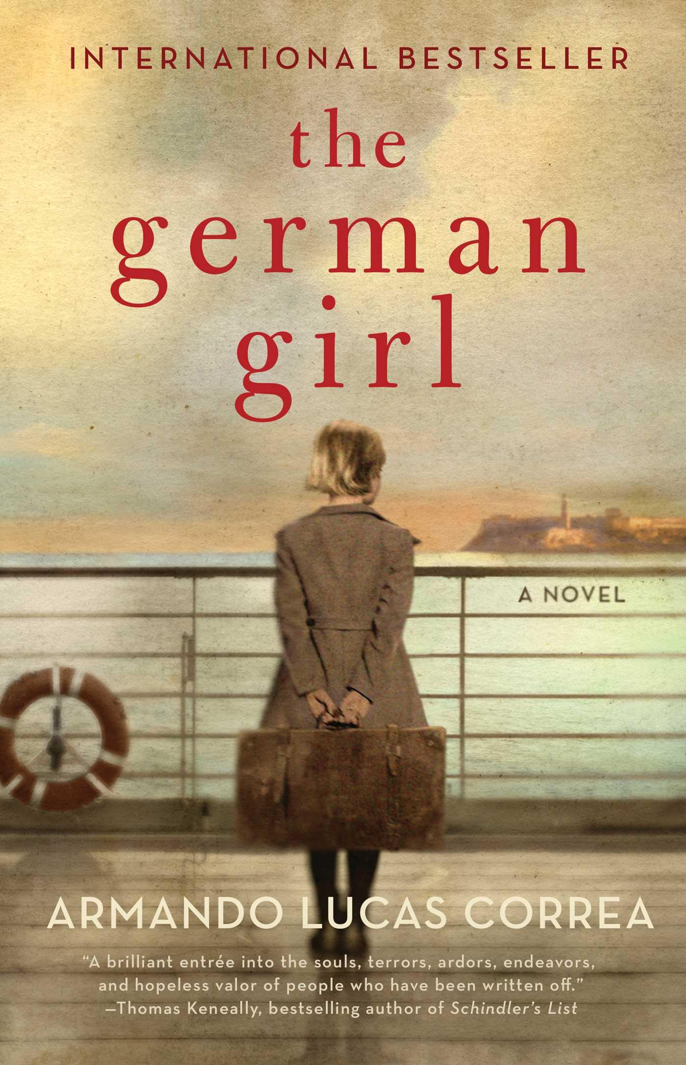 The german girl 9781471170812 hr