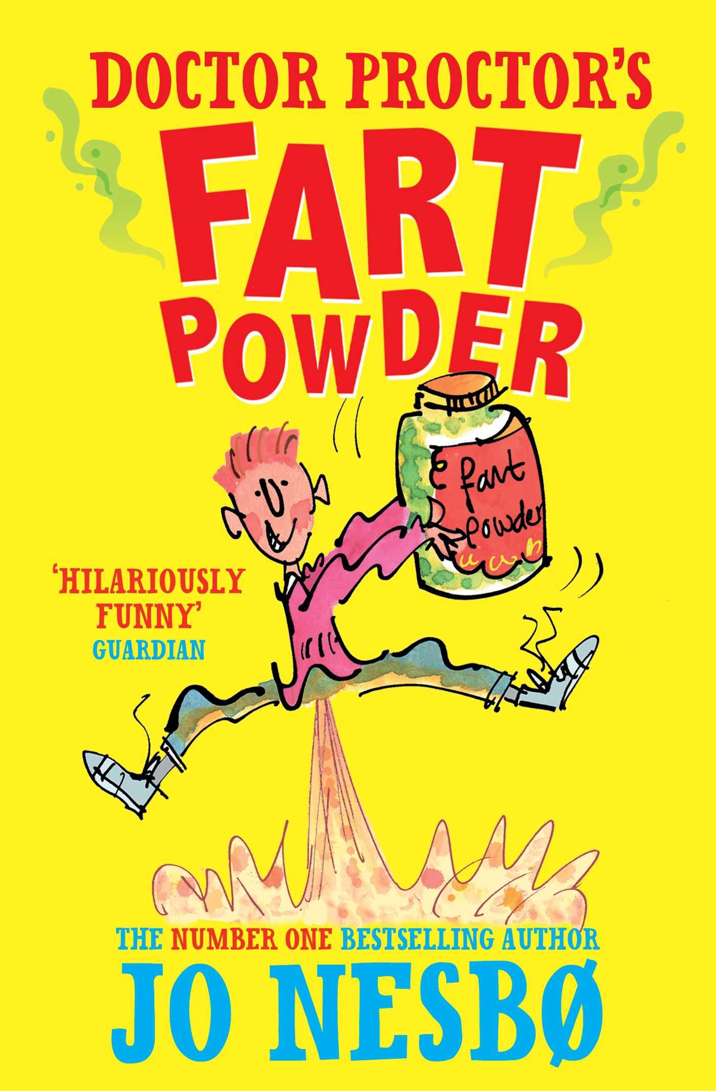 Doctor proctors fart powder 9781471171321 hr