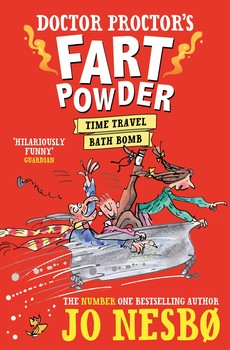 Doctor Proctor's Fart Powder: Time-Travel Bath Bomb