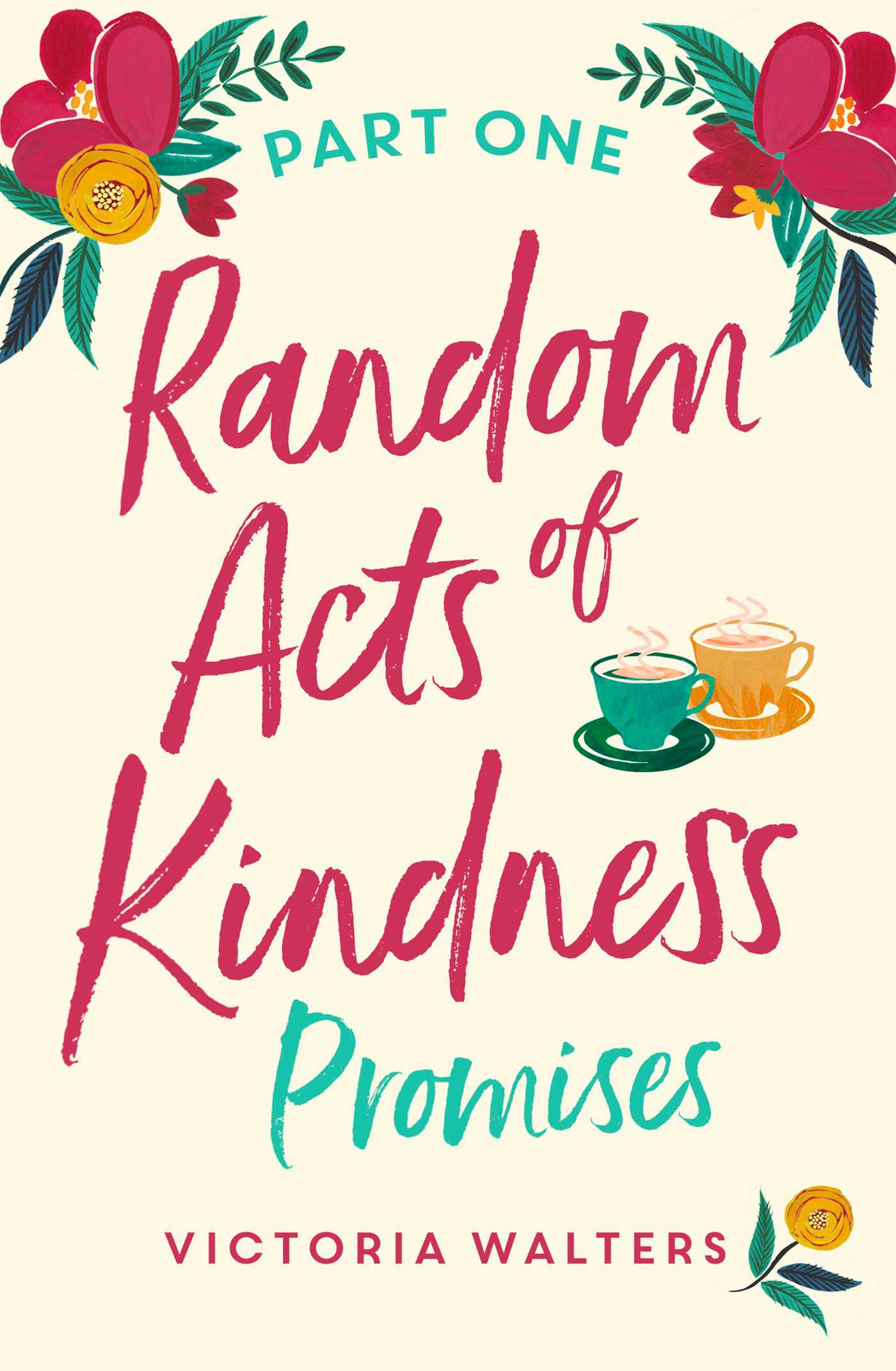 Random acts of kindness part 1 9781471171574 hr