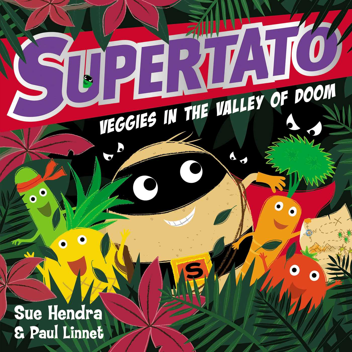 Supertato veggies in the valley of doom 9781471171710 hr