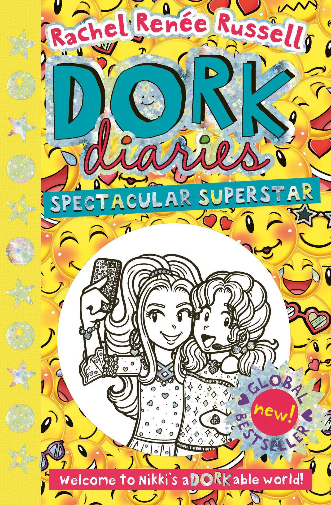 Dork Diaries: Pop Star - Walmart.com  |Dork Diaries