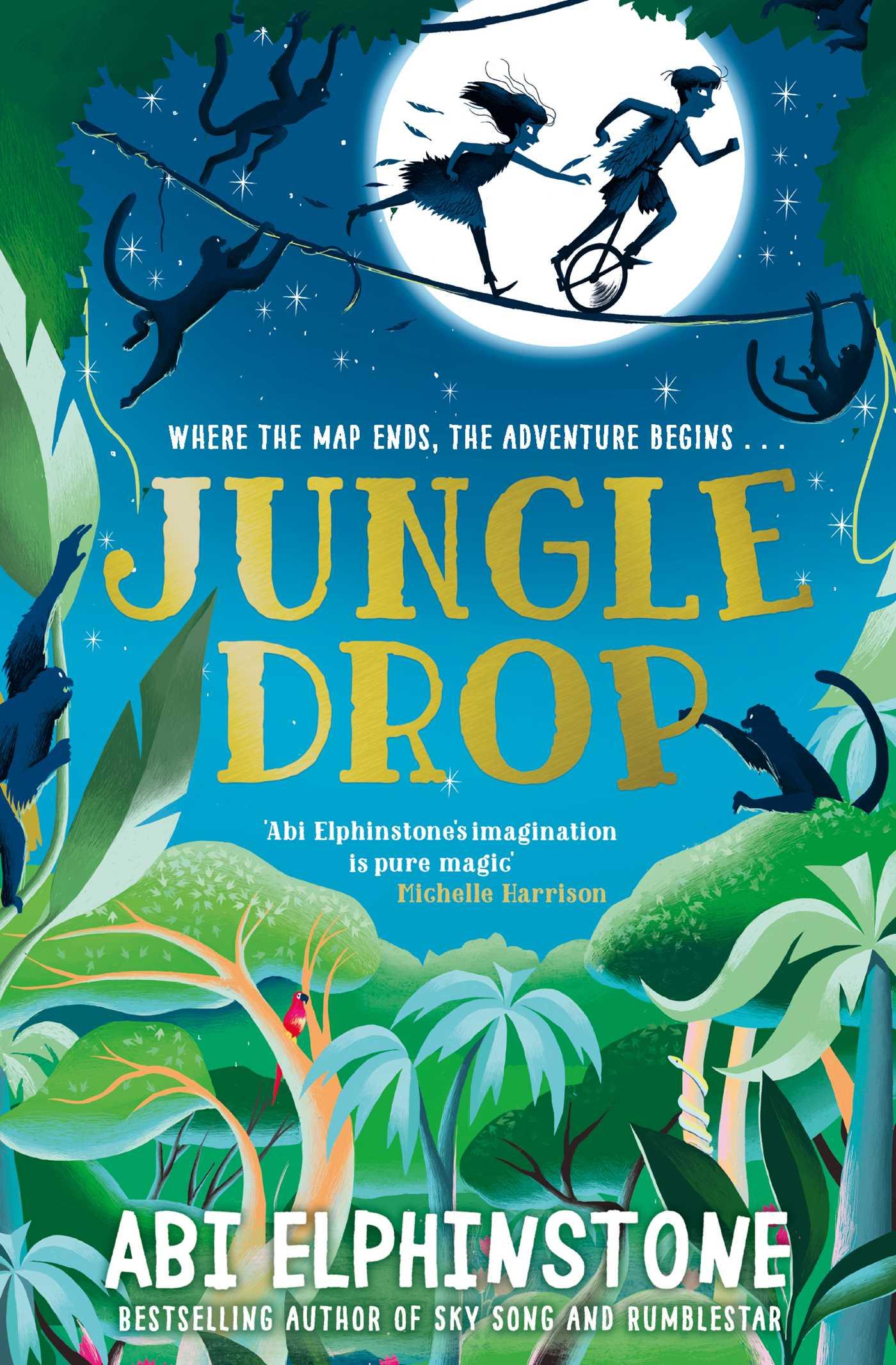 Image result for jungledrop abi elphinstone