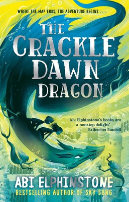 The Crackledawn Dragon