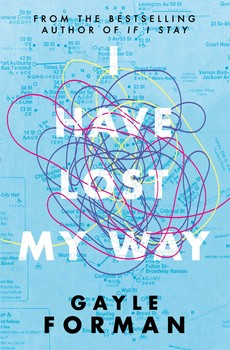 Image result for i have lost my way gayle forman cover