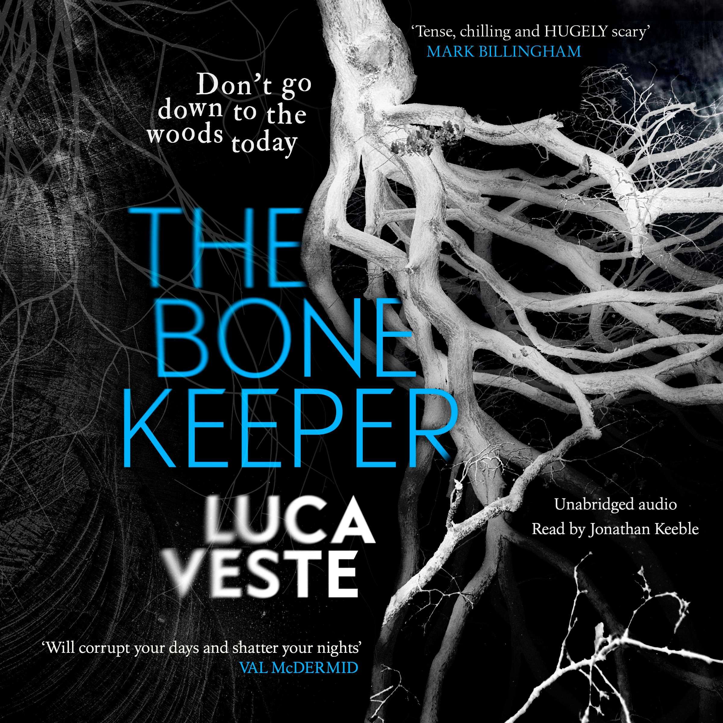 The bone keeper 9781471173745 hr