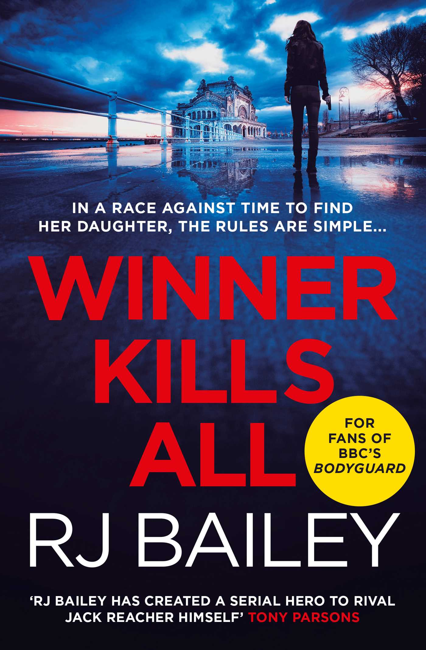 Winner kills all 9781471173998 hr