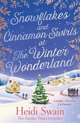 Snowflakes and Cinnamon Swirls at the Winter Wonderland