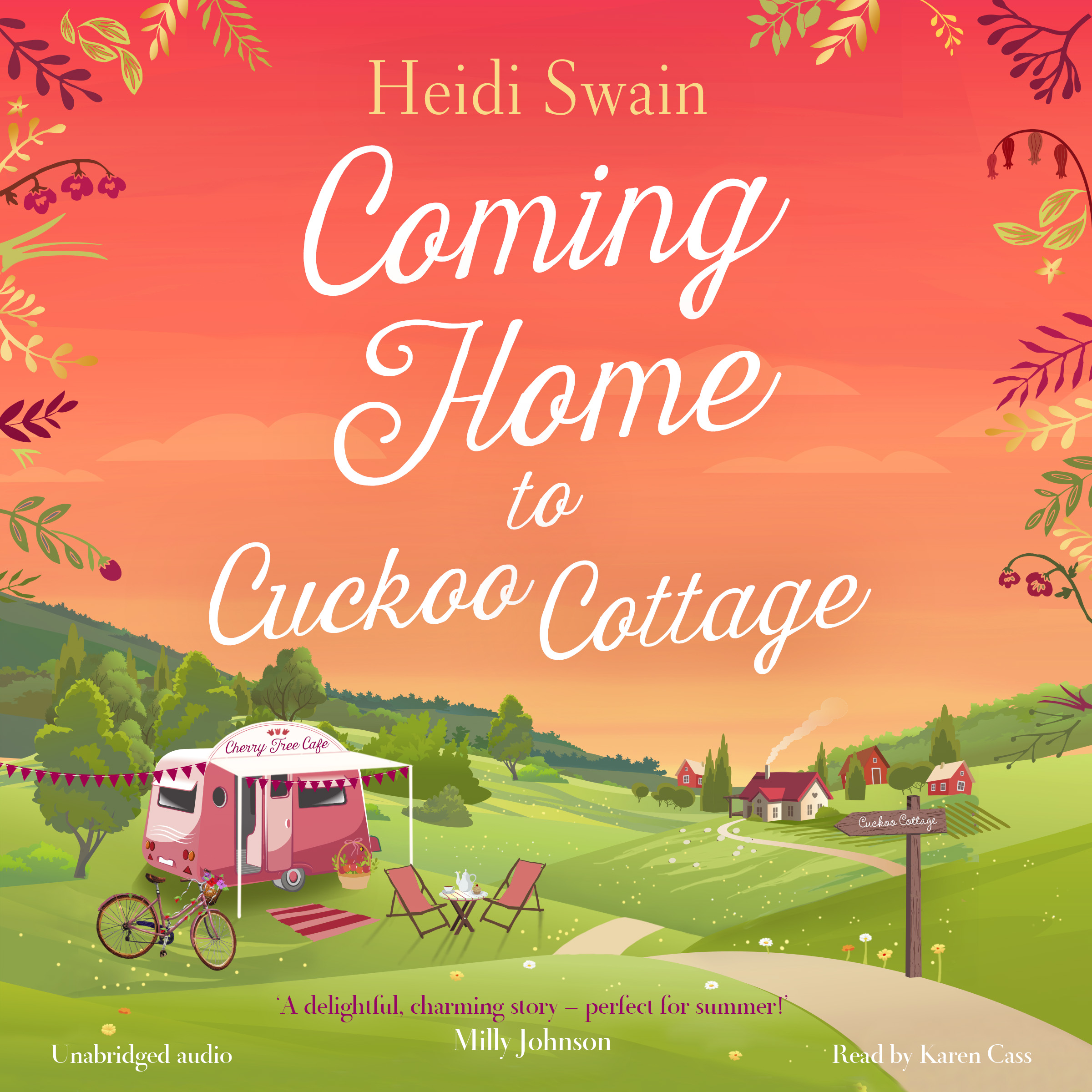 Coming home to cuckoo cottage 9781471174759 hr