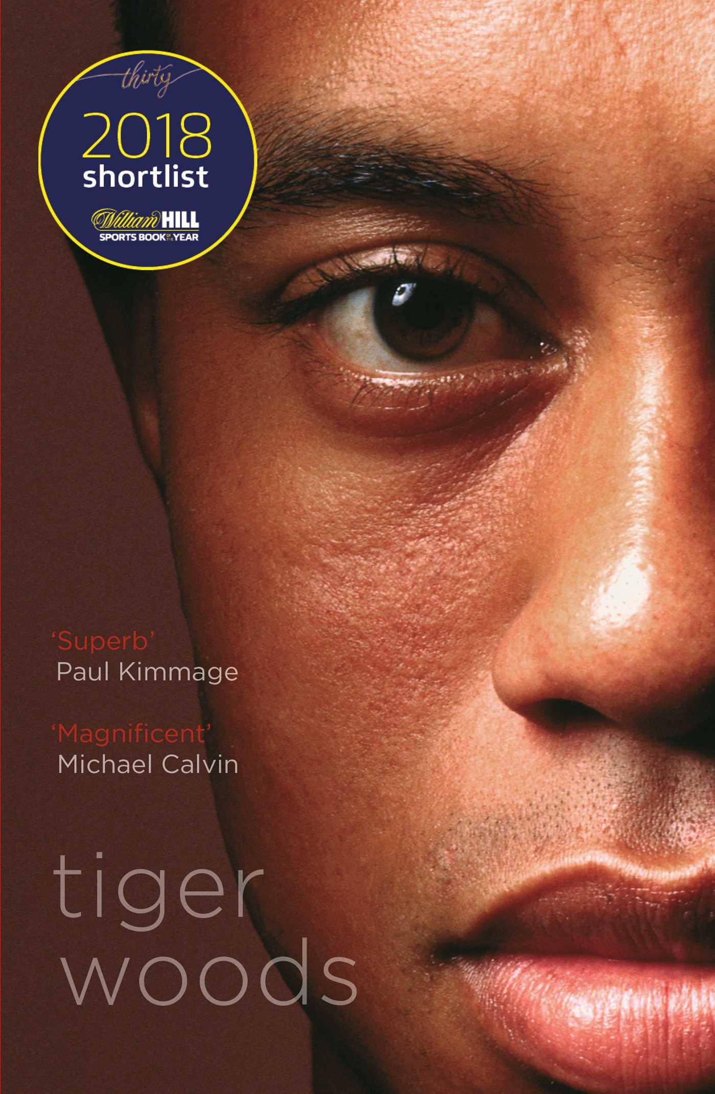 Tiger woods 9781471175374 hr