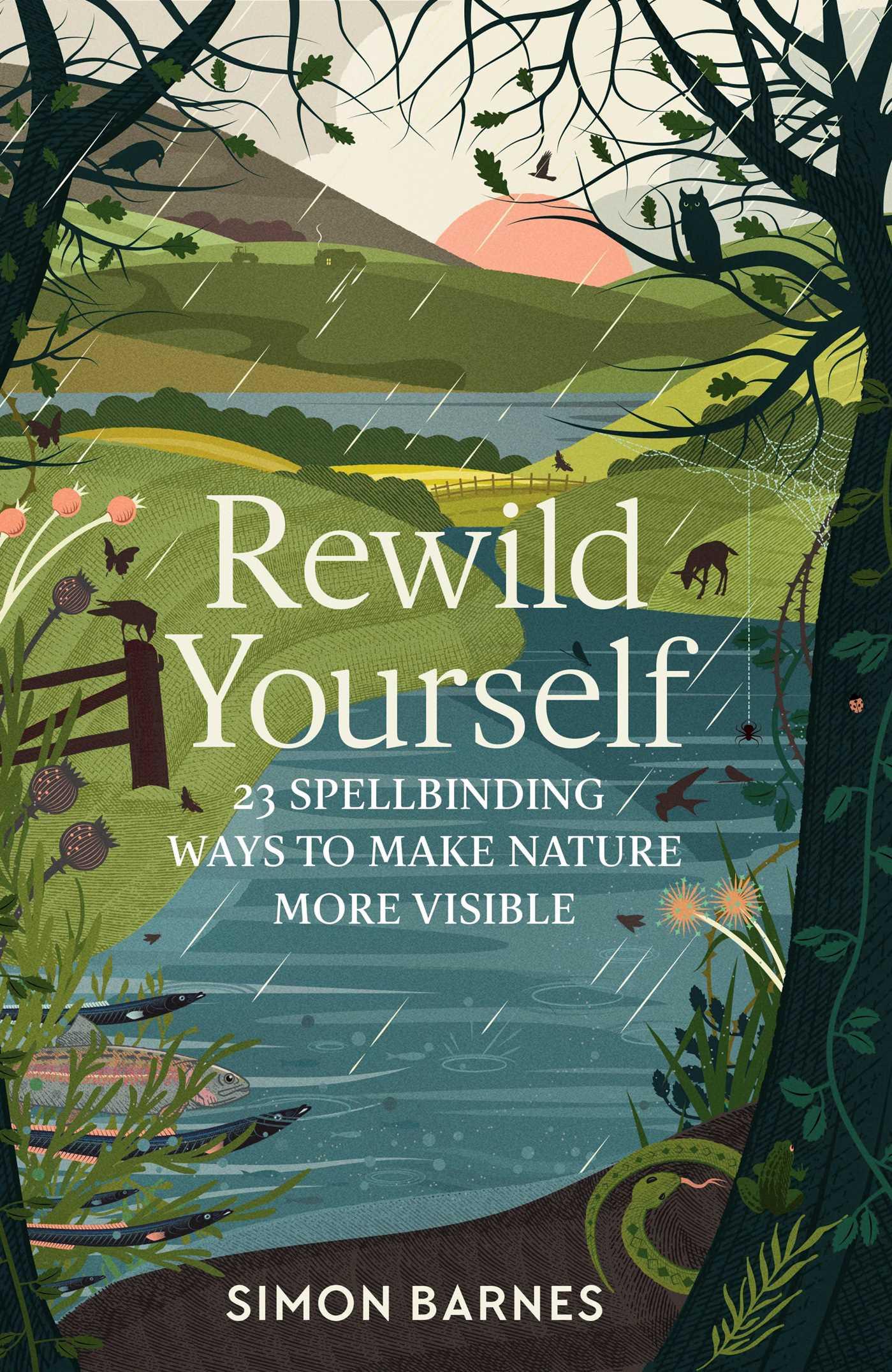 Rewild yourself 9781471175404 hr