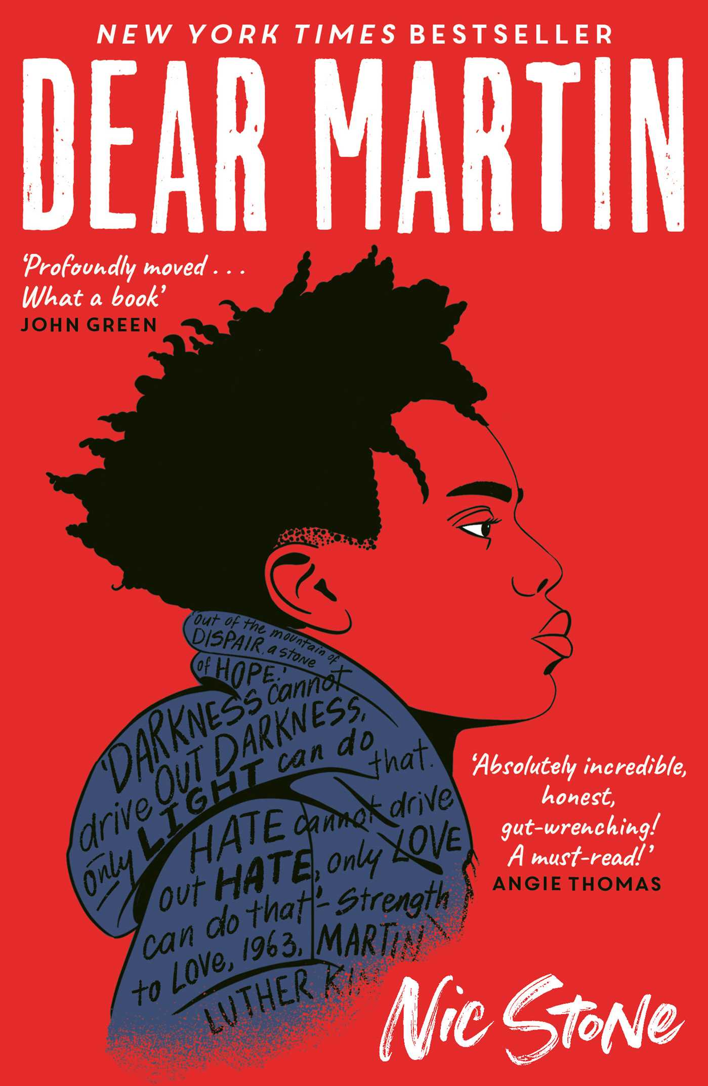 Dear Martin | Book by Nic Stone | Official Publisher Page | Simon ...