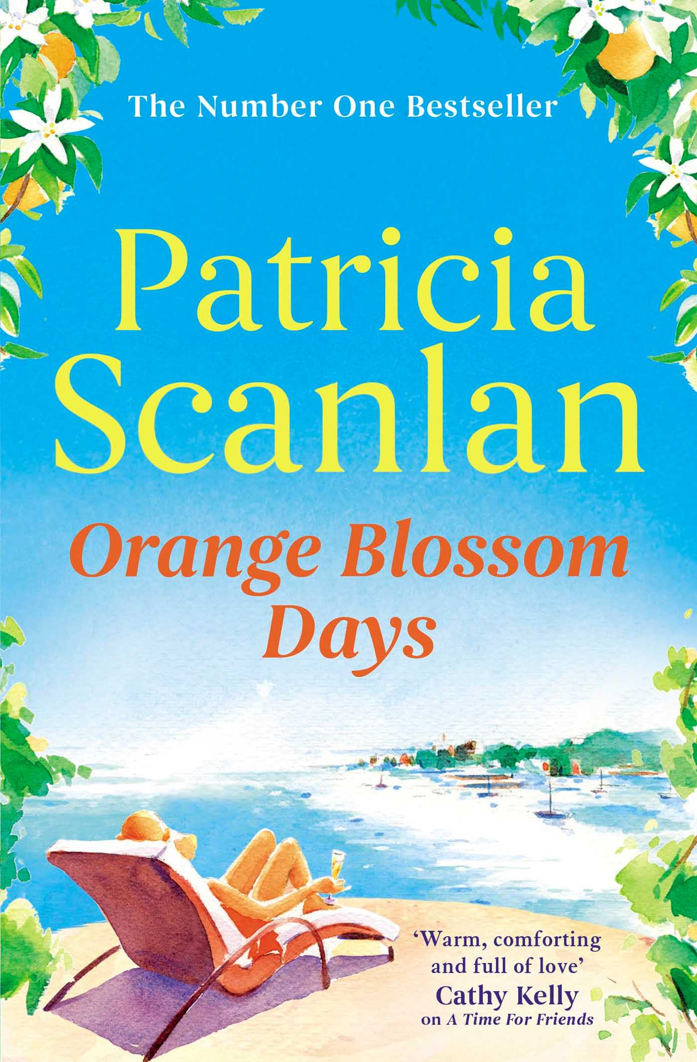 Orange blossom days 9781471175800 hr